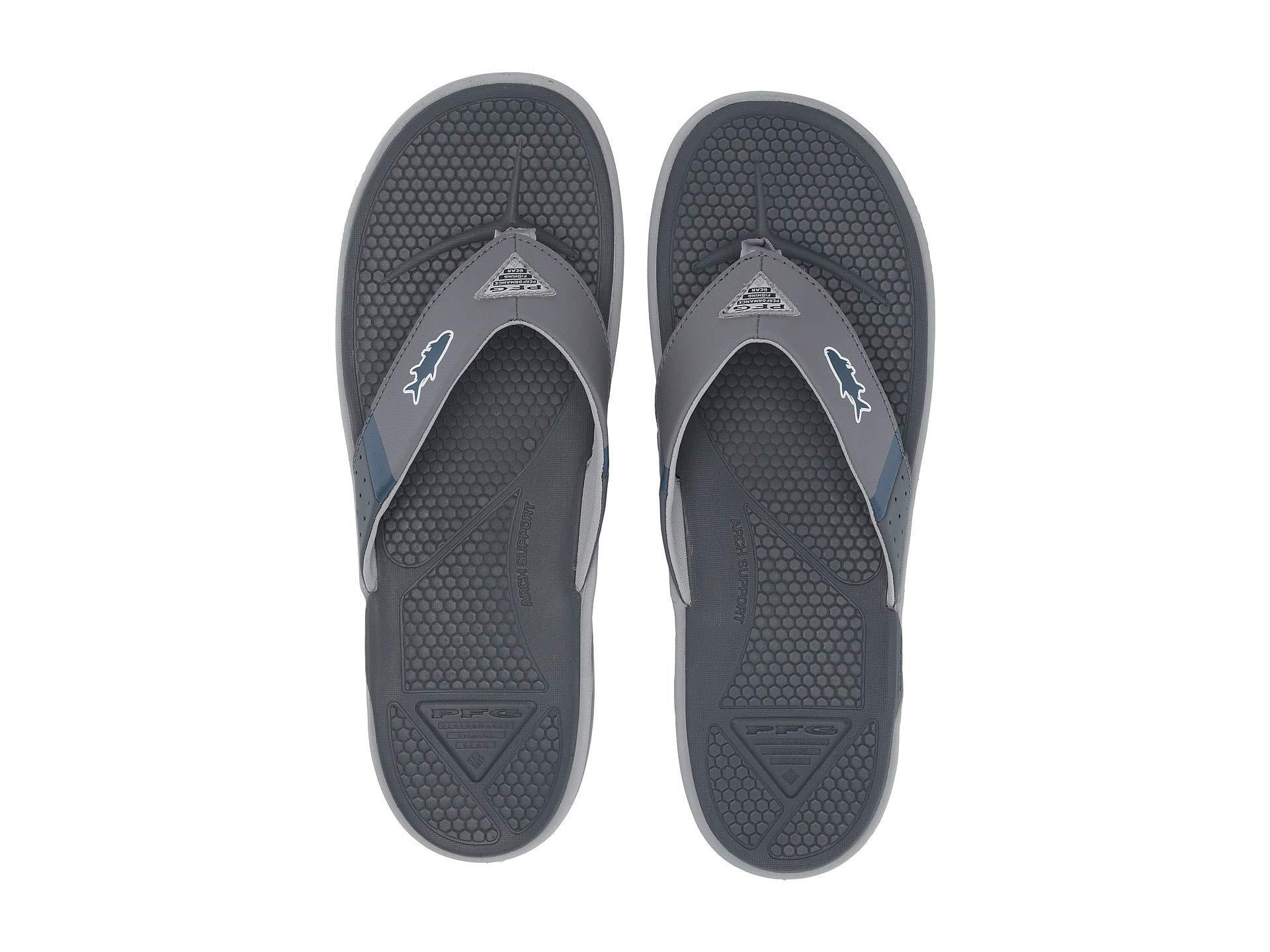 d30580fddb23 Lyst - Columbia Rostratm Pfg (black steam) Men s Sandals in Gray for Men