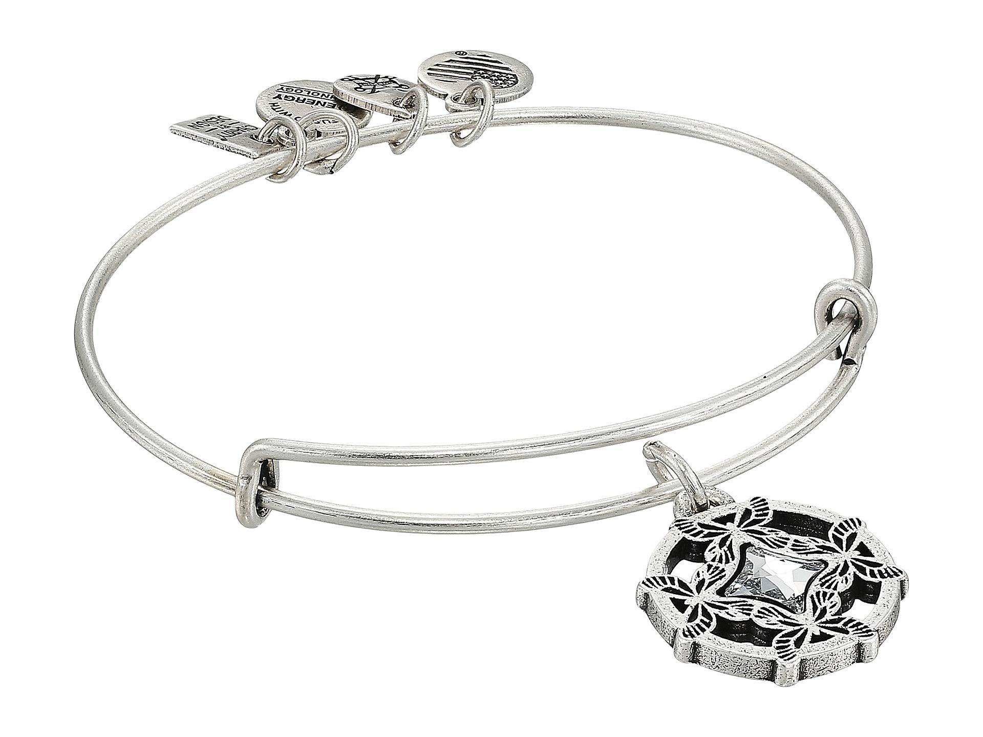 7c83bfb0af924 ALEX AND ANI Charity By Design, Wings Of Change Ii Charm Bangle ...