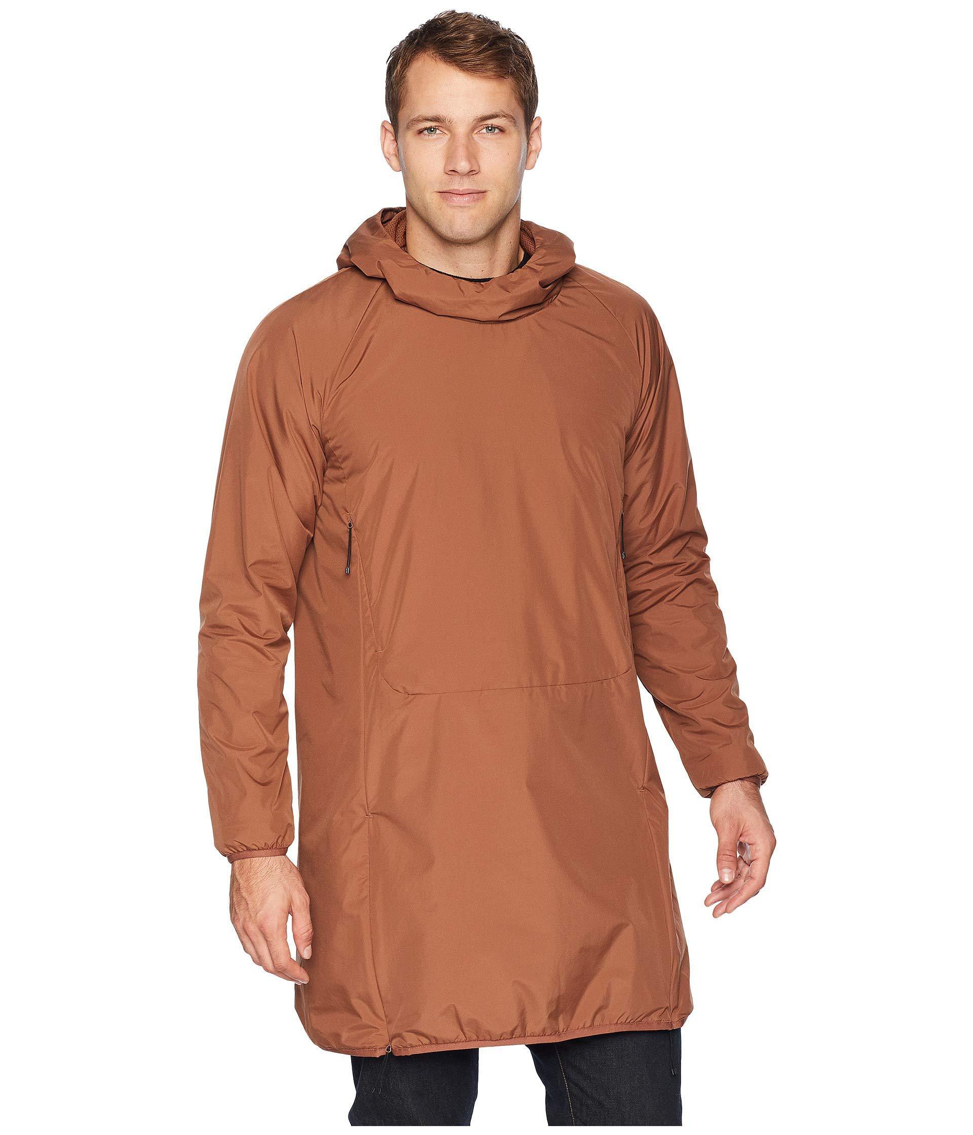 5422a3a19902ca Lyst - Snow Peak 2l Octa Long Parka (black) Men s Coat in Brown for Men