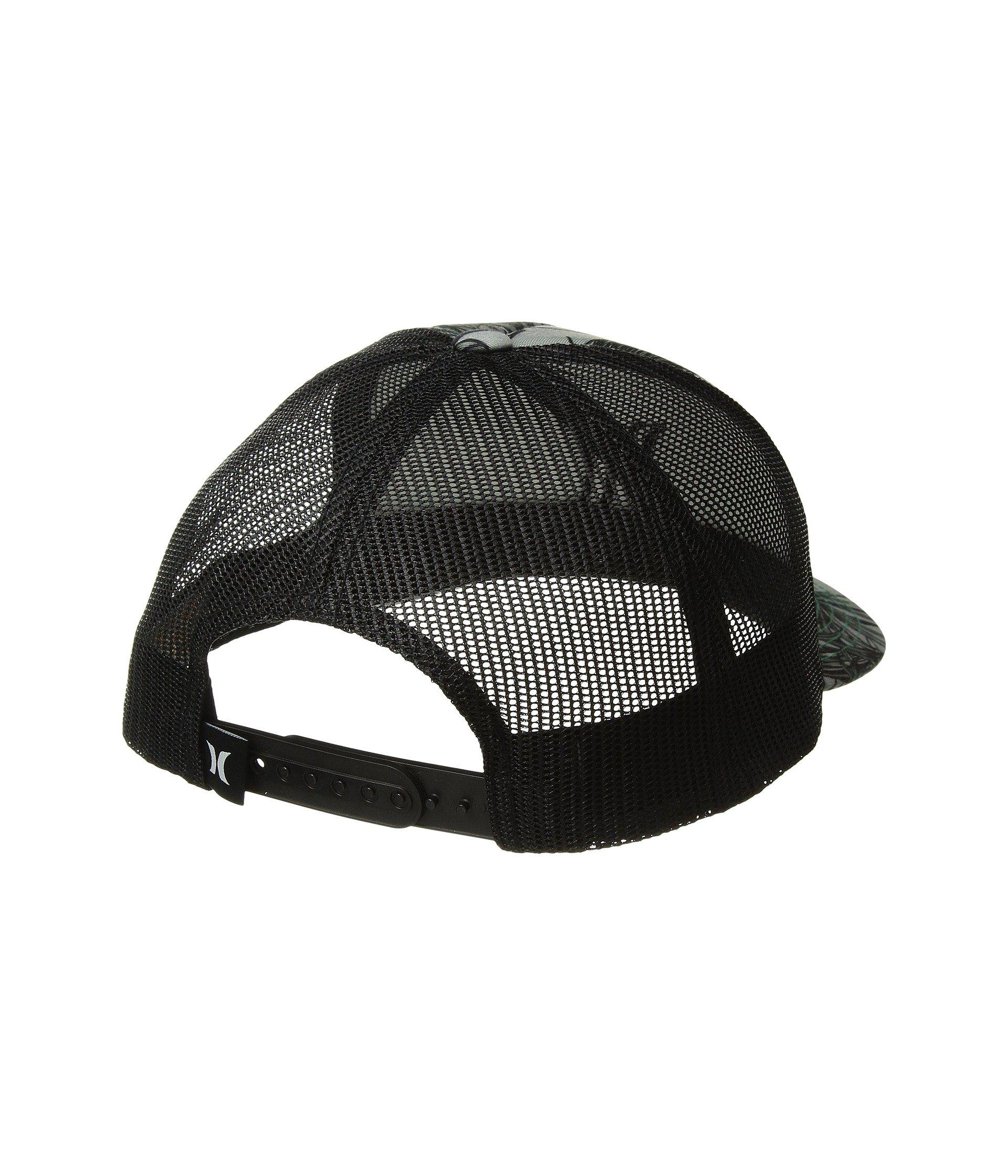 519090548ca Lyst - Hurley Koko Hat (dark Stucco) Caps