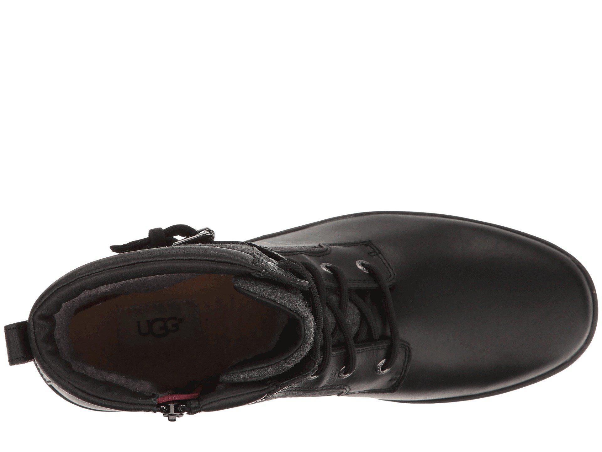 e3da97cbbce Lyst - UGG Kesey (chestnut) Women's Boots in Black