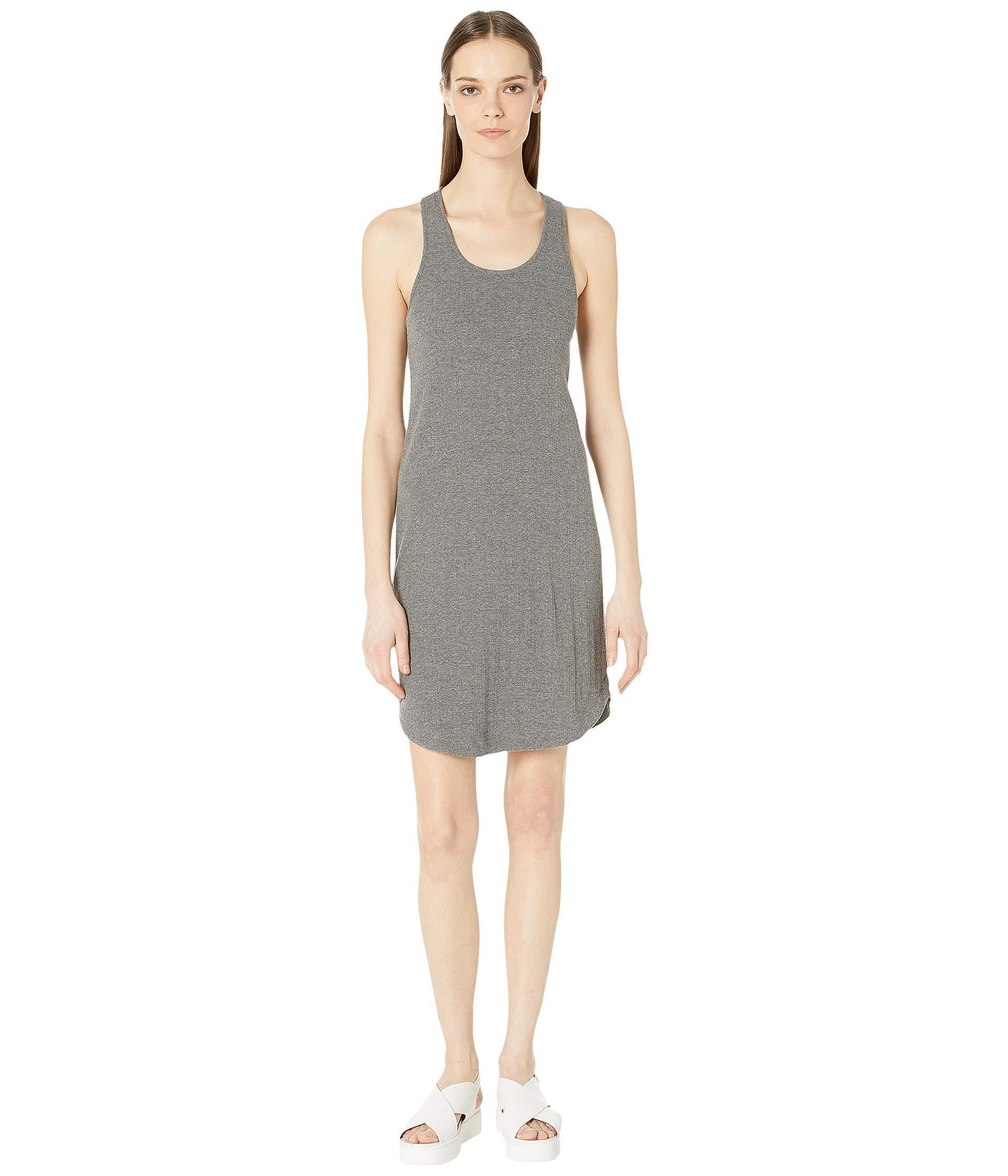 4d53f91099e8f Skin. Gray Danya Chemise With Shelf Bra (medium Heather Grey) Women s Pajama