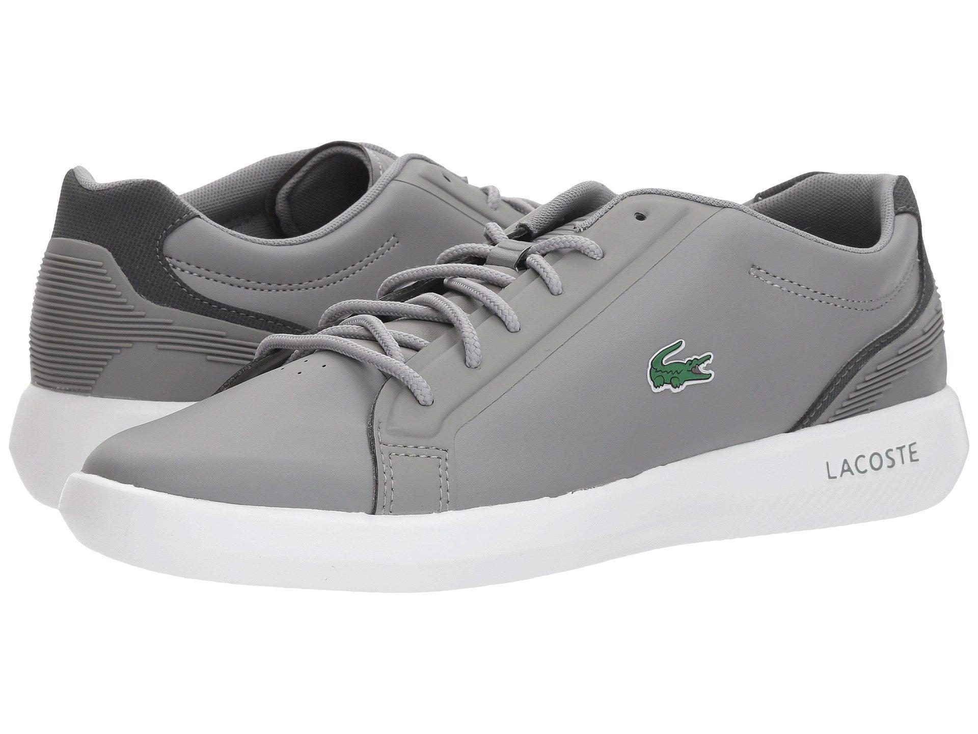 e78cdd0878 Lacoste Sneakers Men Lyst Save Avantor For In 's Gray TqB4vxP