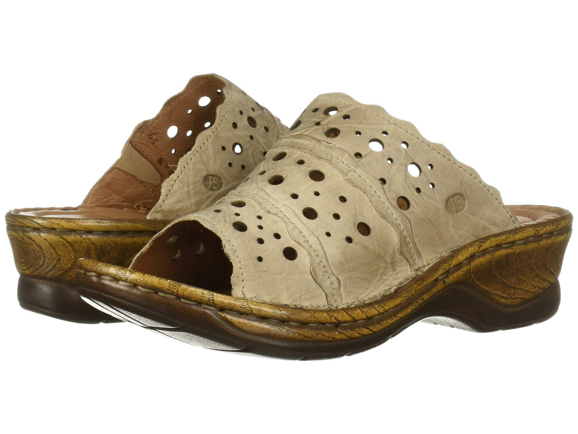 c4ce6b330f137 Josef Seibel Catalonia 43 (black) Women's Clog/mule Shoes - Lyst