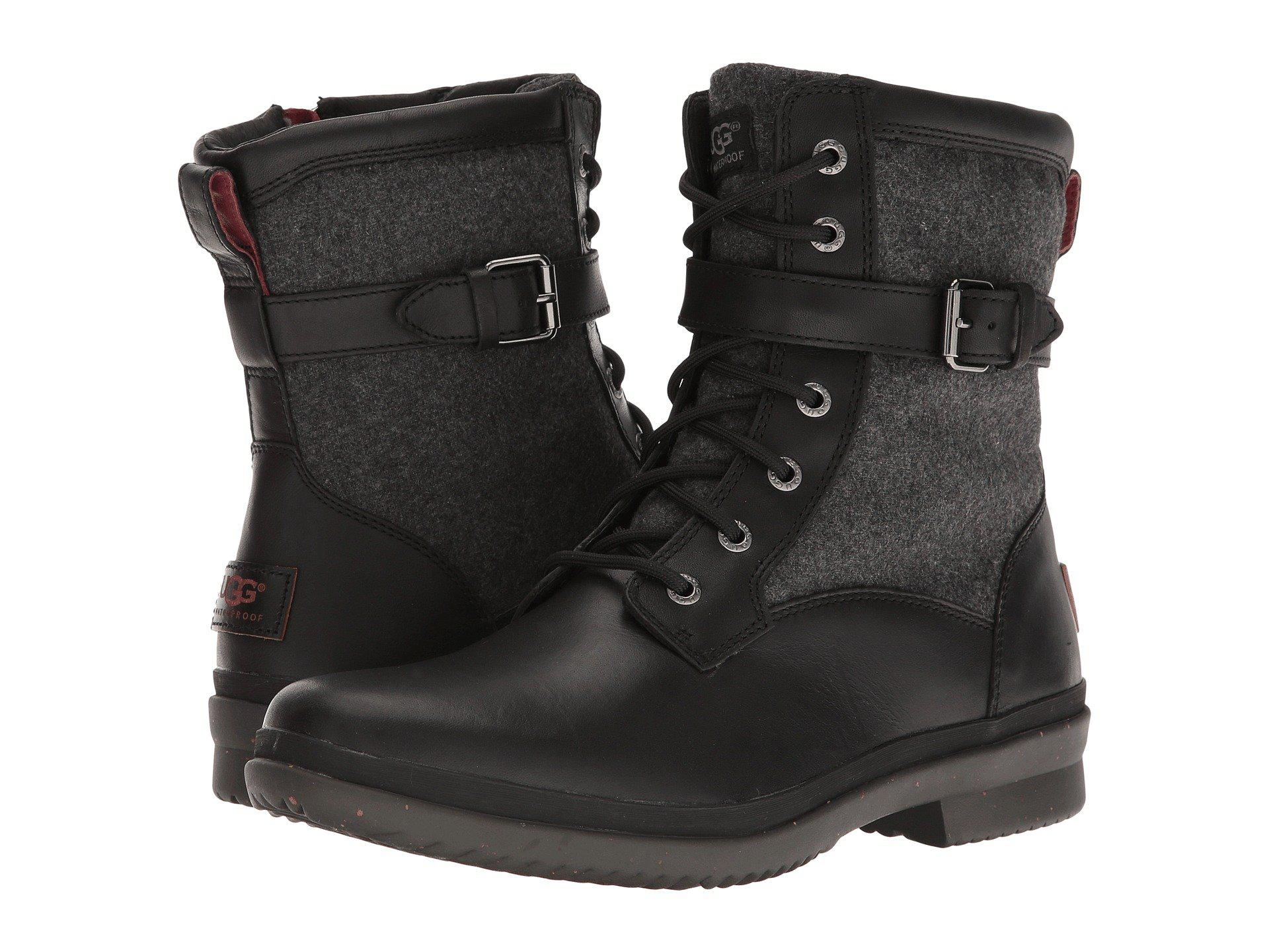 e320271bd5f Lyst - UGG Kesey (chestnut) Women's Boots in Black