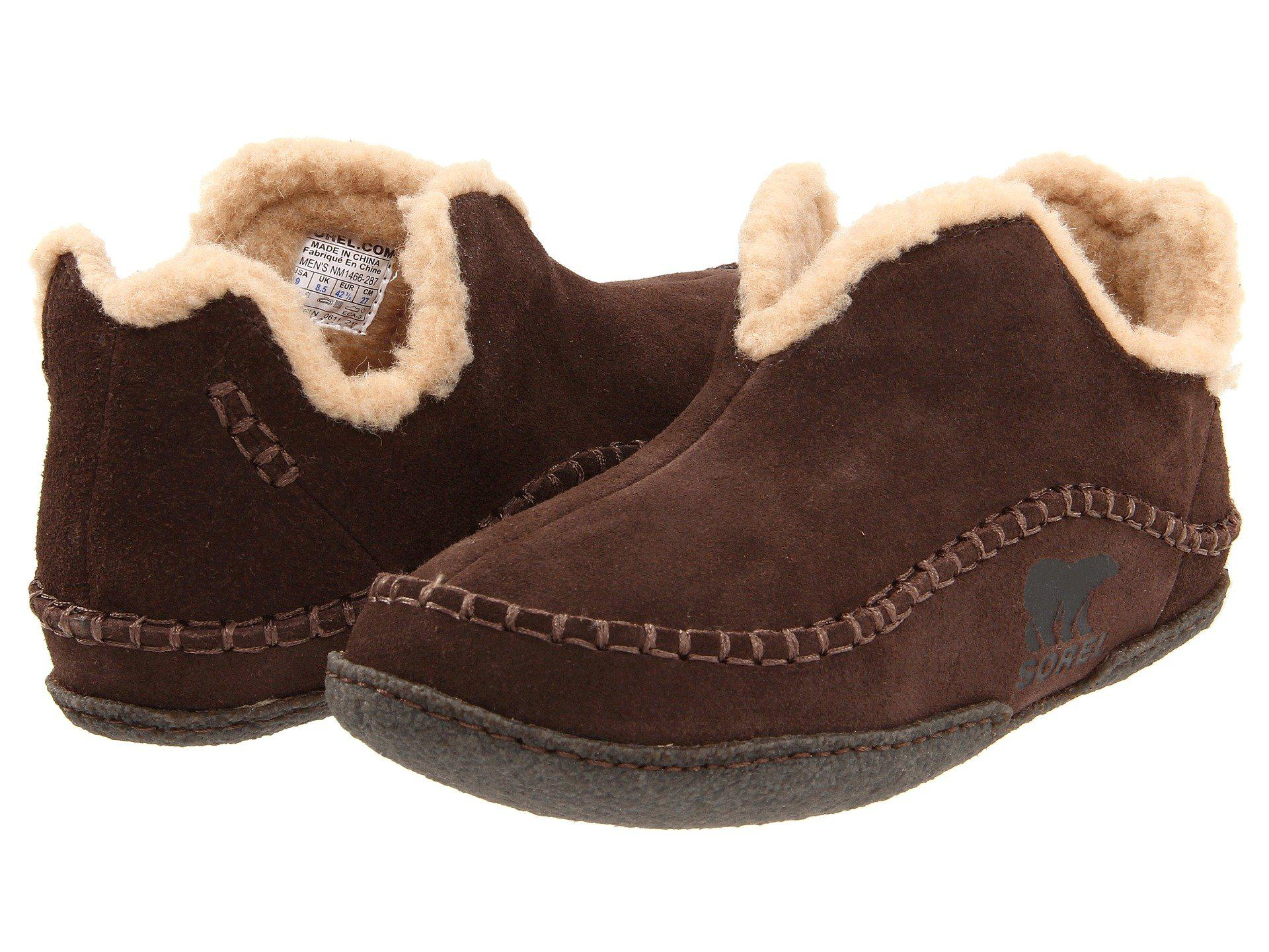 8f634fcb6687 Sorel Manawan Slippers Uk - Image Skirt and Slipper Imagepv.co