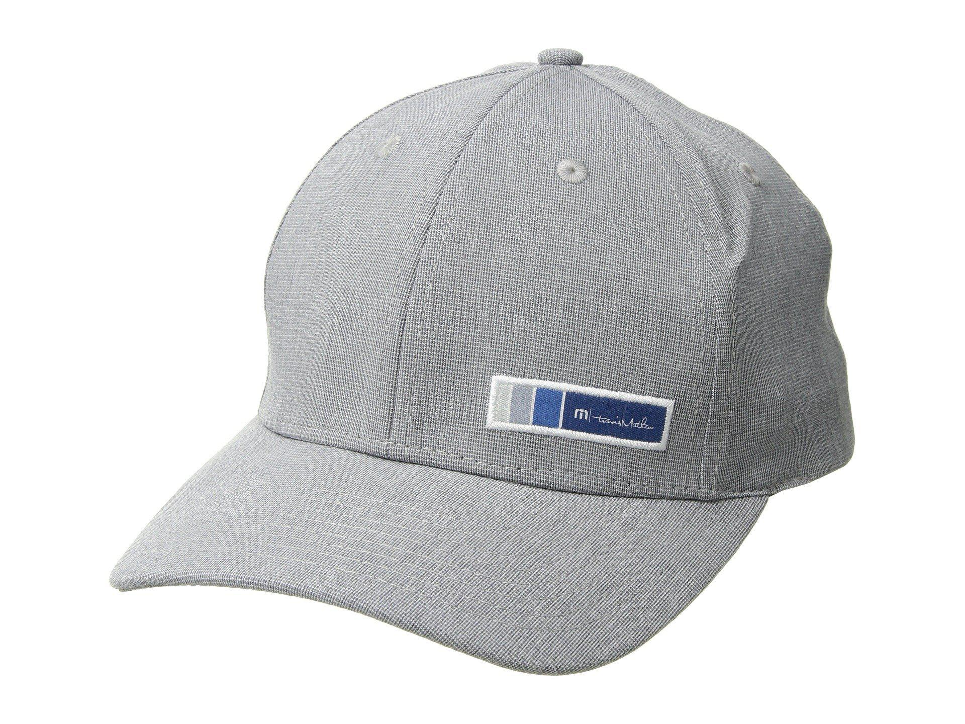 Lyst - Travis Mathew The Garden (light Grey) Baseball Caps in Gray ... c4a117b9a953