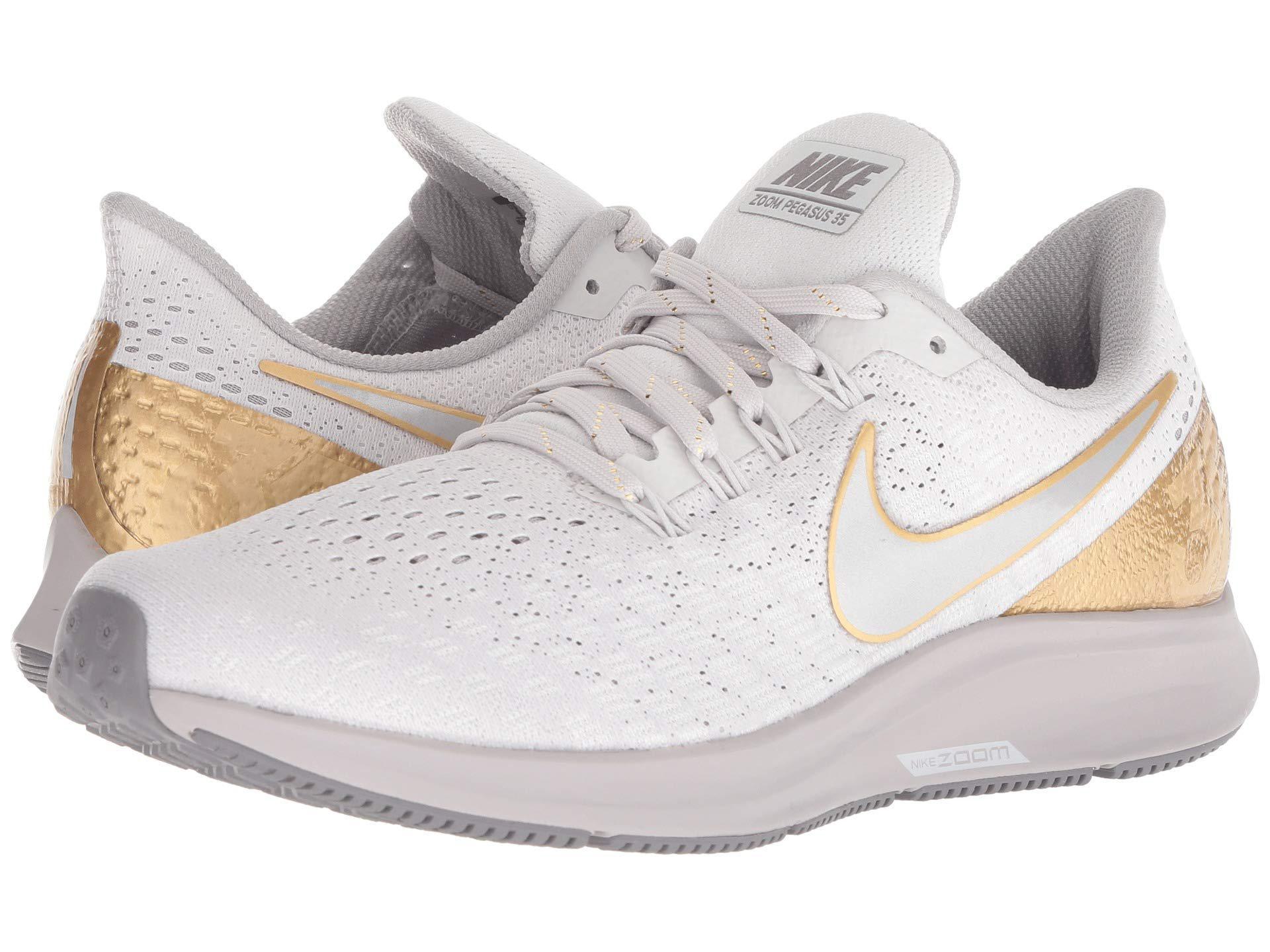 602a5e9c9c88a Lyst - Nike Air Zoom Pegasus 35 Premium (vast Grey metallic Platinum ...