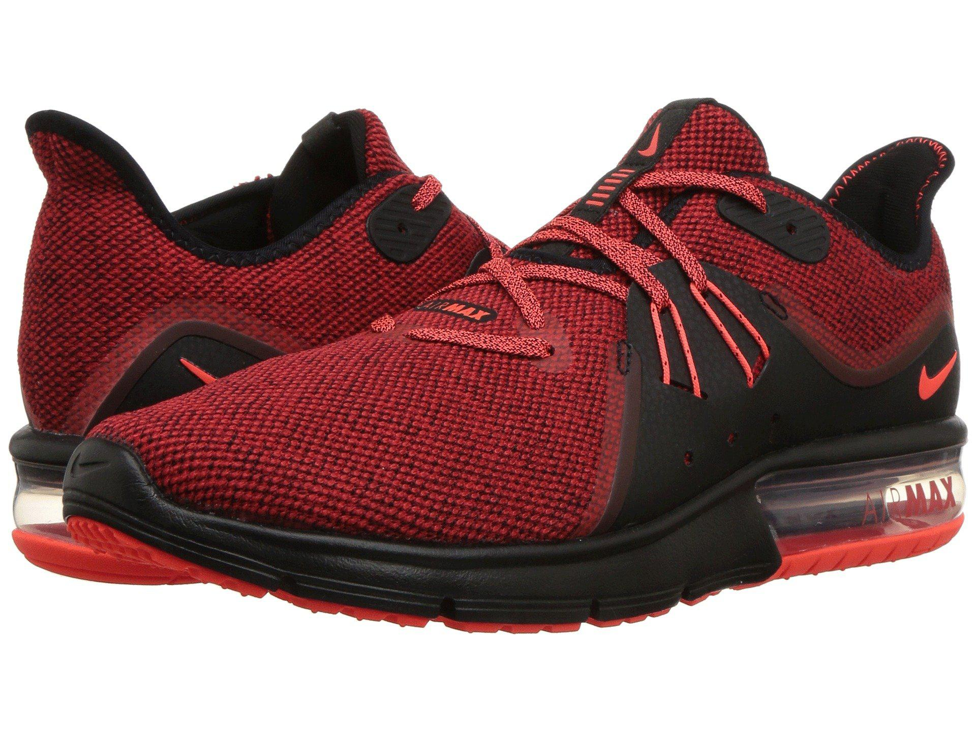 1db41fe5ad Nike Air Max Sequent 3 in Red for Men - Lyst