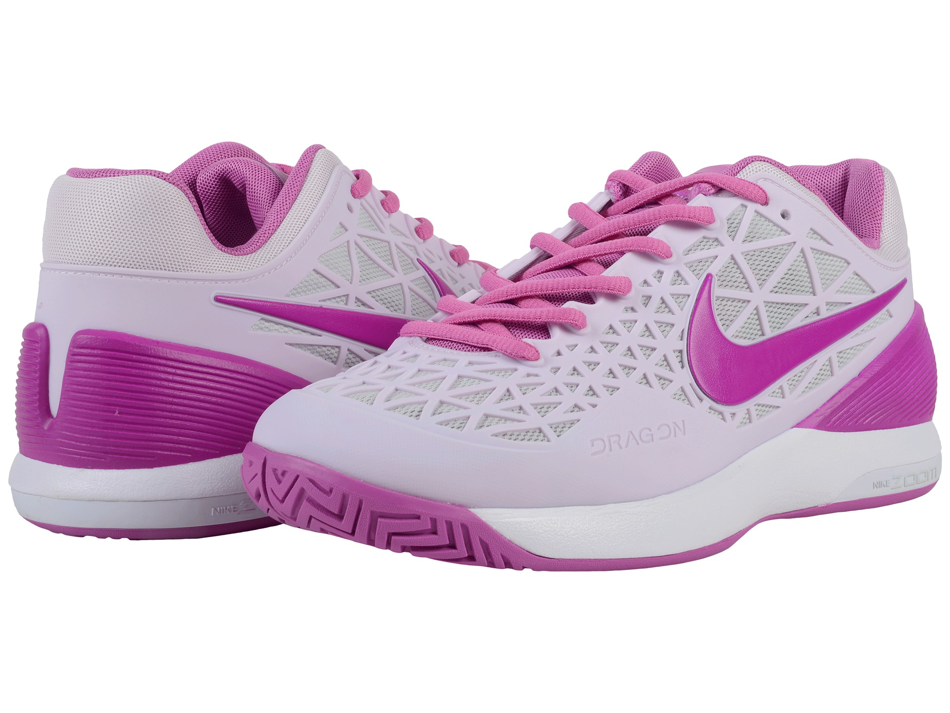 923ff78bf86 Nike - Pink Zoom Cage 2 - Lyst