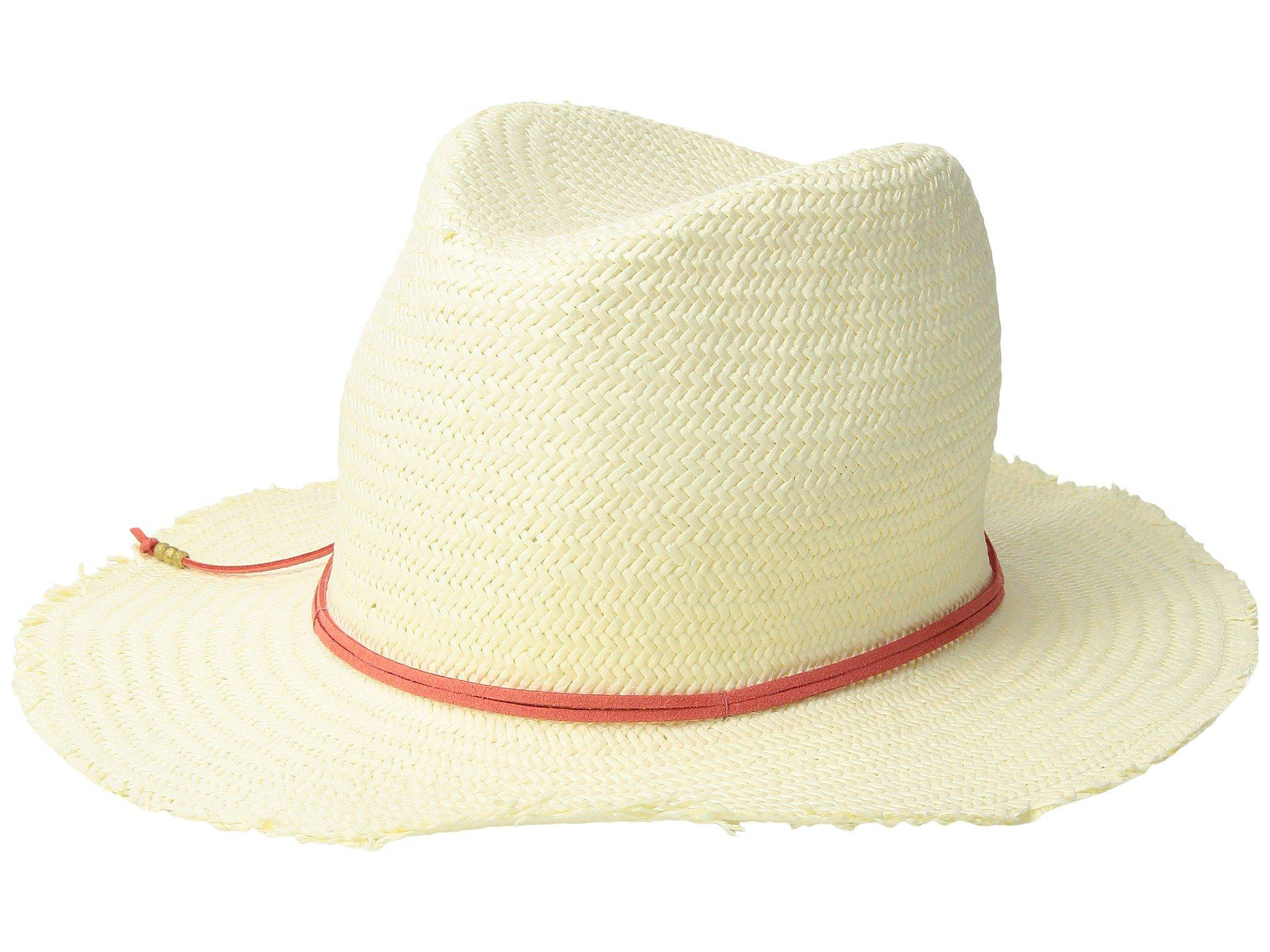 Chili Inset Rancher Hat in Tan Hat Attack XPCSWY