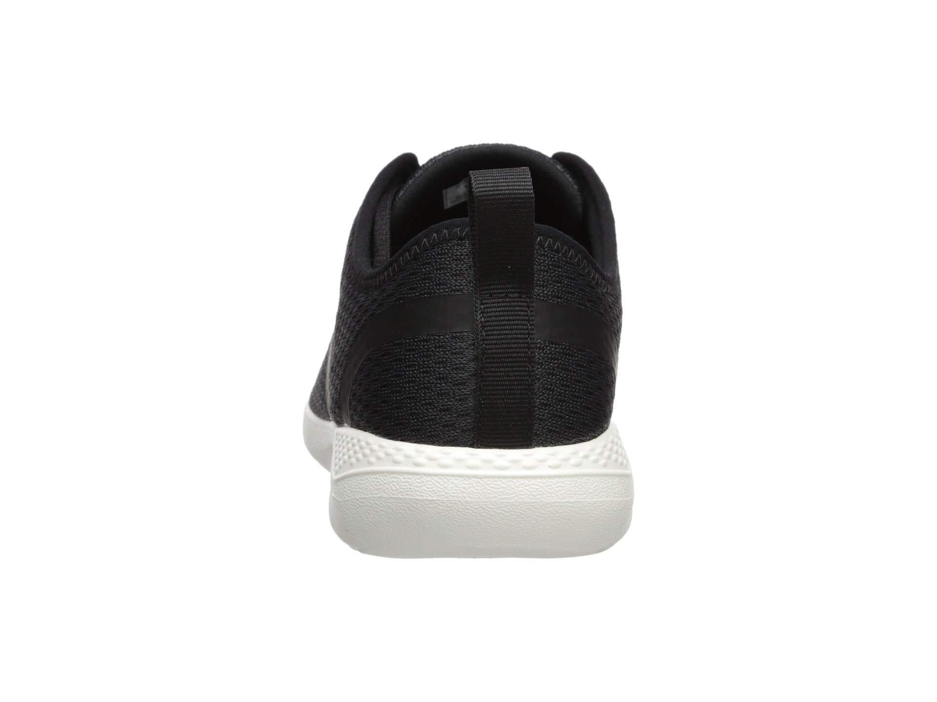 8dfd510c591c Lyst - Crocs™ Literide Mesh Lace (black white) Men s Shoes in Black for Men  - Save 19%