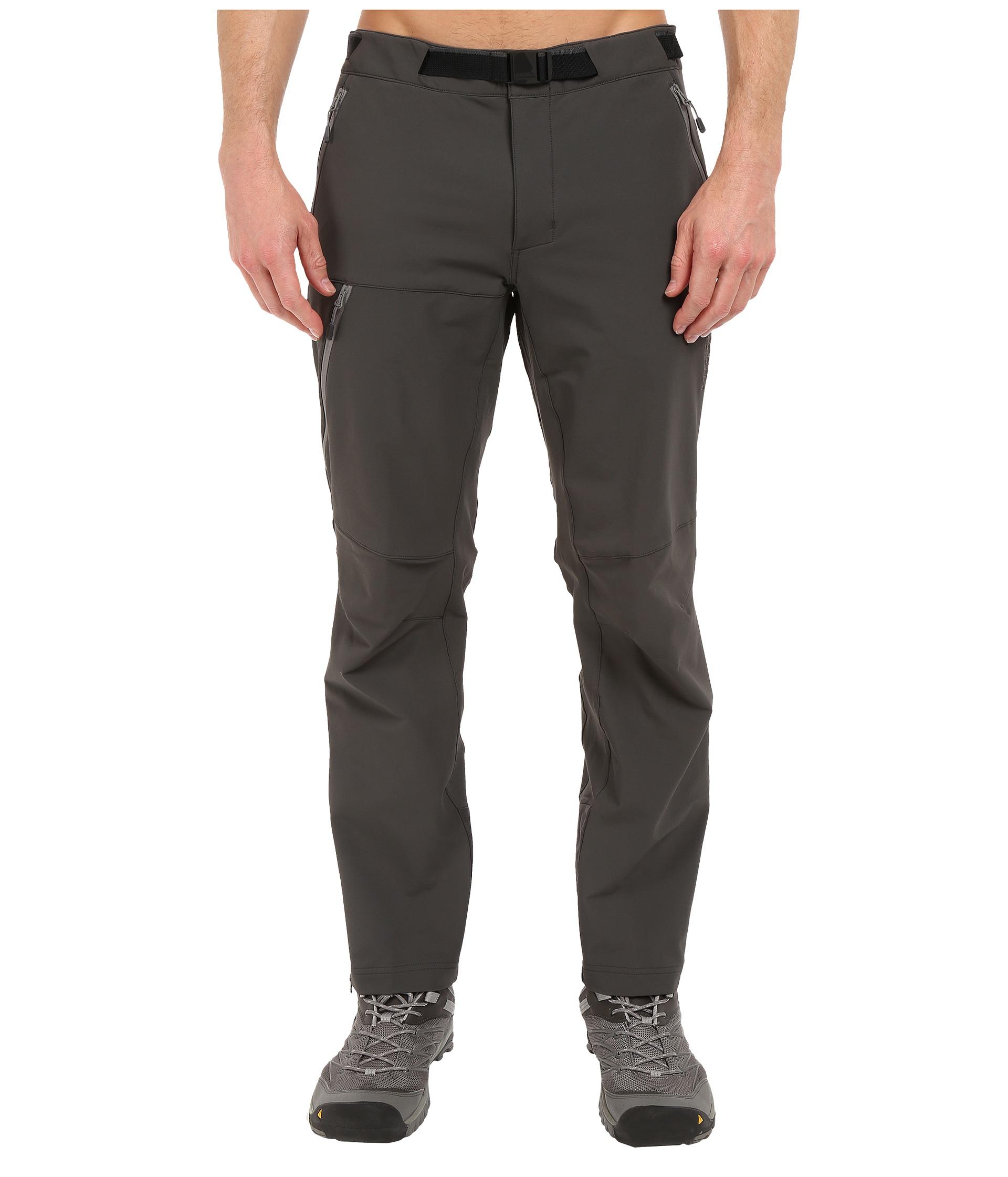 Mountain hardwear Chockstonetm Alpine Pant in Gray for Men ...