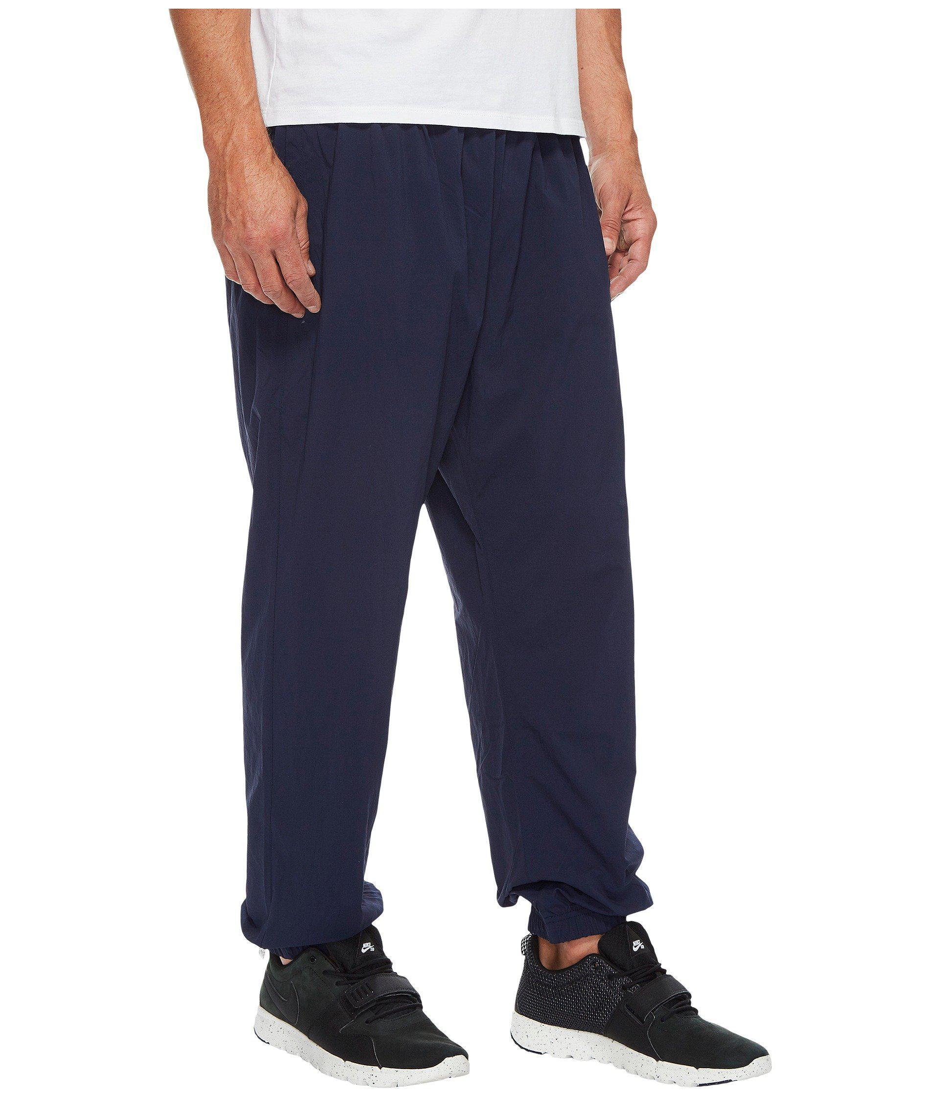 f5b69fb13d02 Lyst - Nike Sb Flex Track Pant (burgundy Crush white) Men s Casual ...