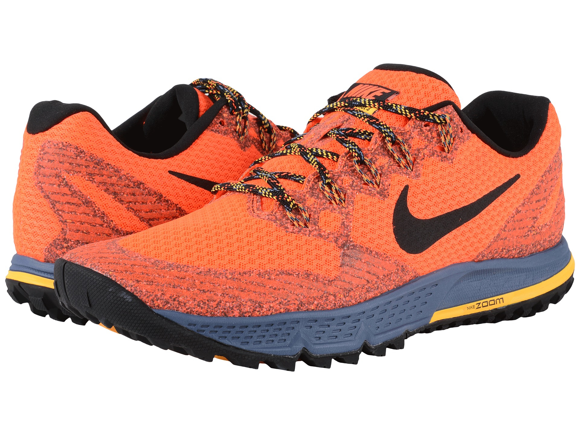 5782b430da3a Lyst - Nike Air Zoom Wildhorse 3 in Orange for Men