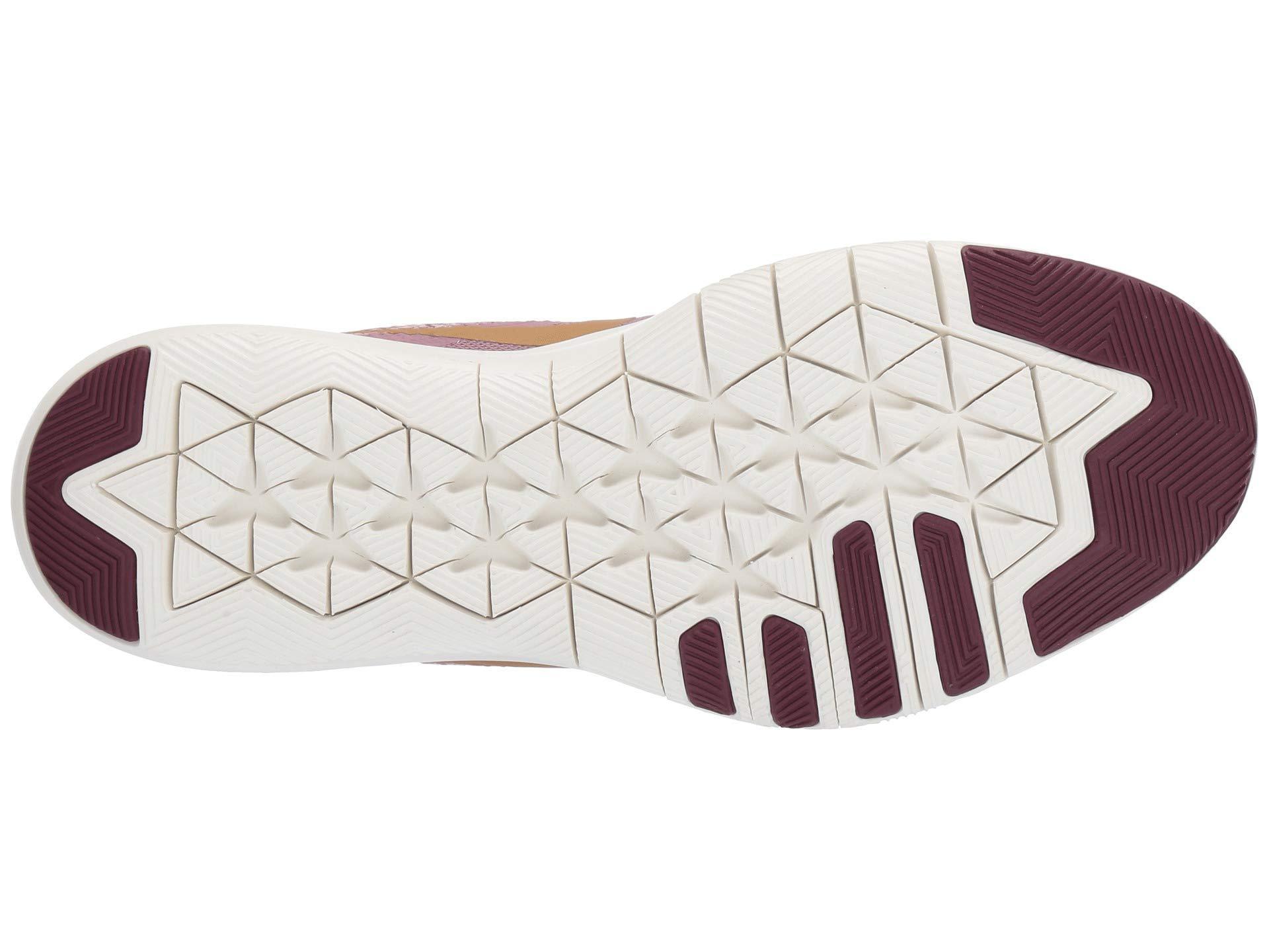 1a5ee259ec6 Lyst - Nike Flex Trainer 8 Amp (plum Dust metallic Element Gold pink ...