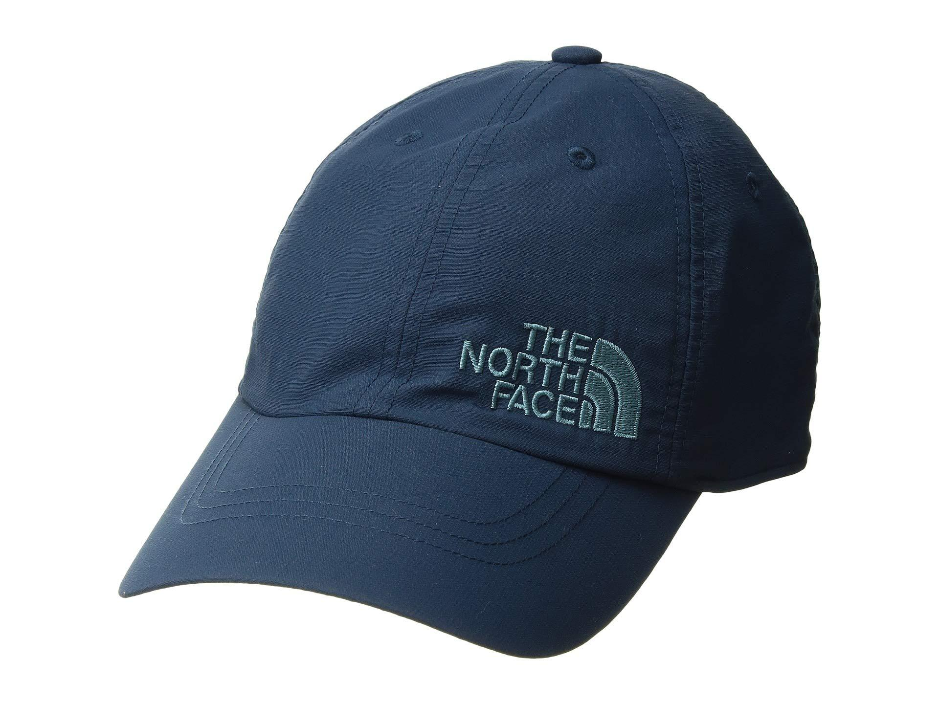 d1fe2cf23eb Lyst - The North Face Women s Horizon Ball Cap (canal Blue asphalt ...