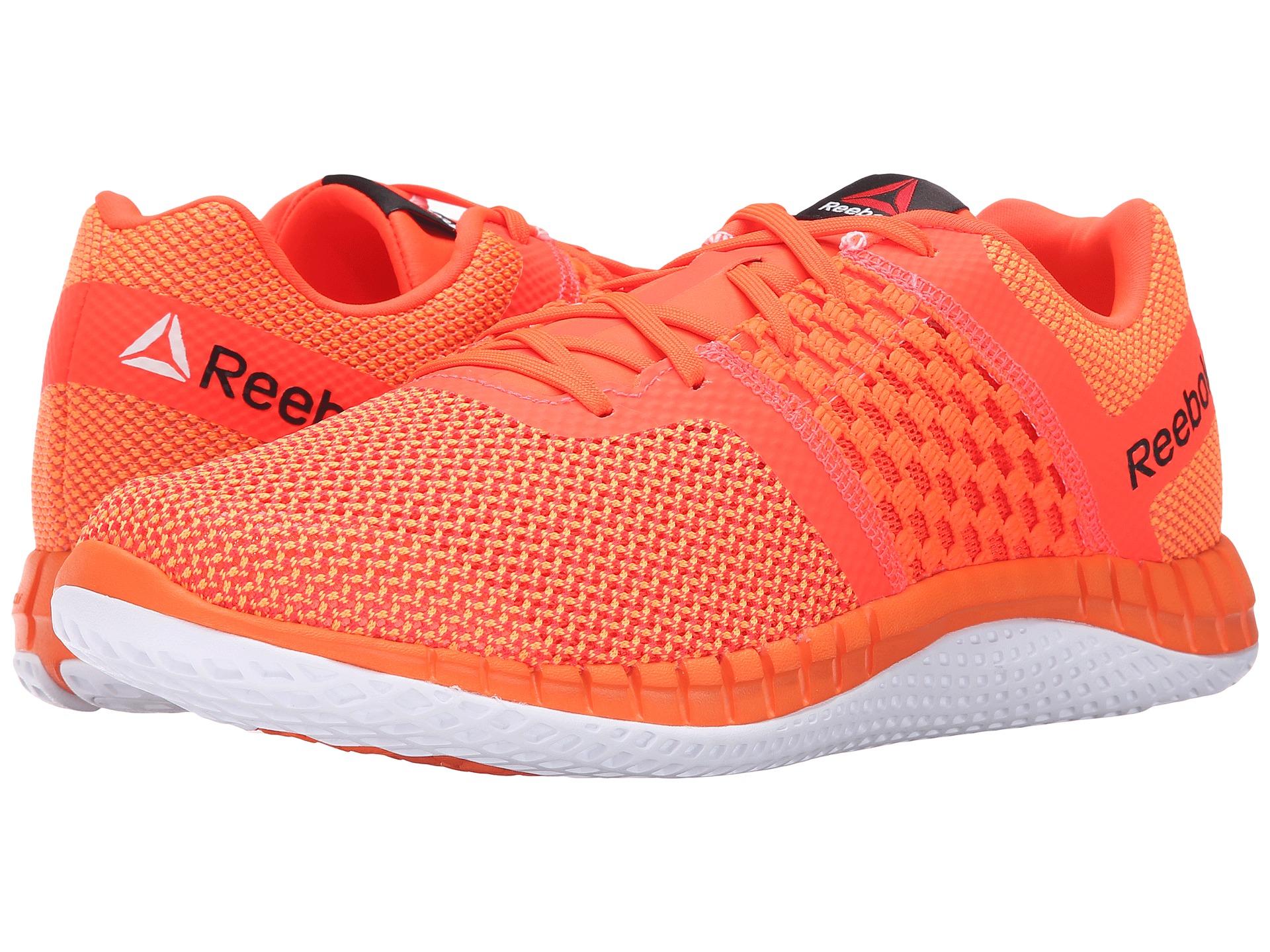 12971fee9712 Reebok Zprint Run in Red for Men - Lyst