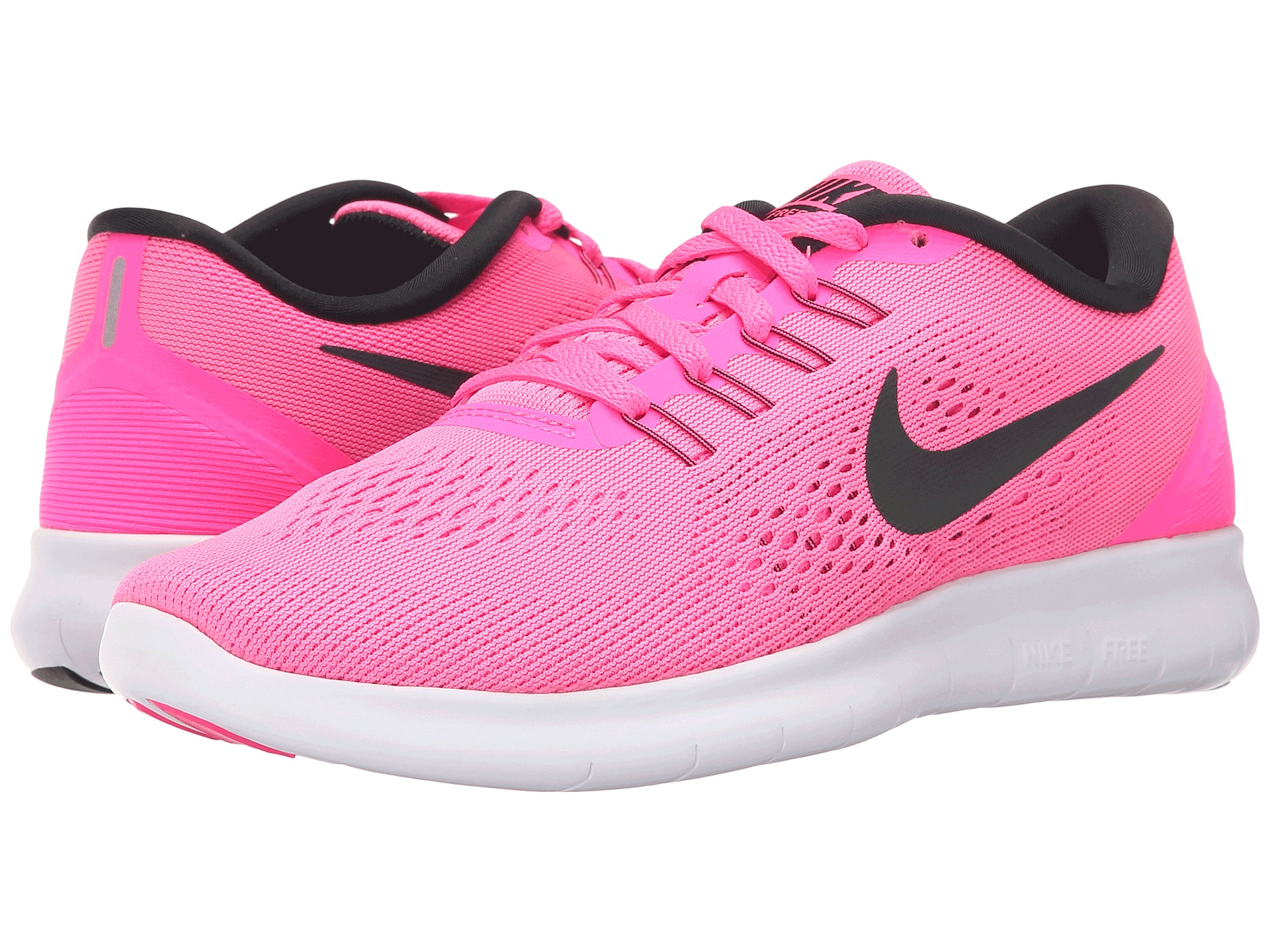 a041d8a3fc49 Lyst - Nike Free Rn in Pink