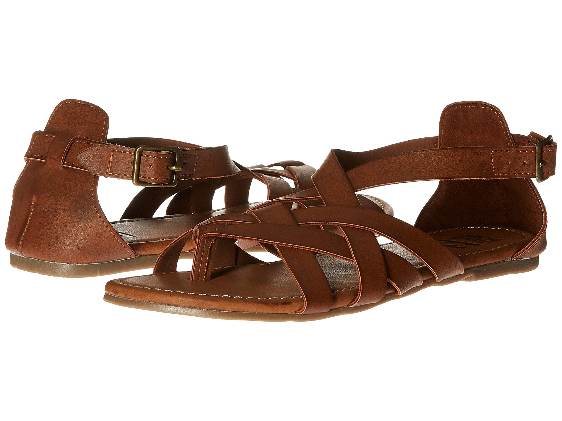 2ff2d239c Lyst - Billabong Seaing Double Sandal in Brown