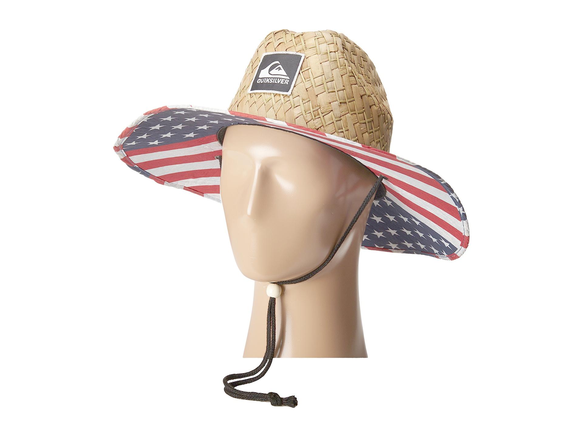 e280cbc2 Quiksilver Outsider Lifeguard Hat for Men - Lyst