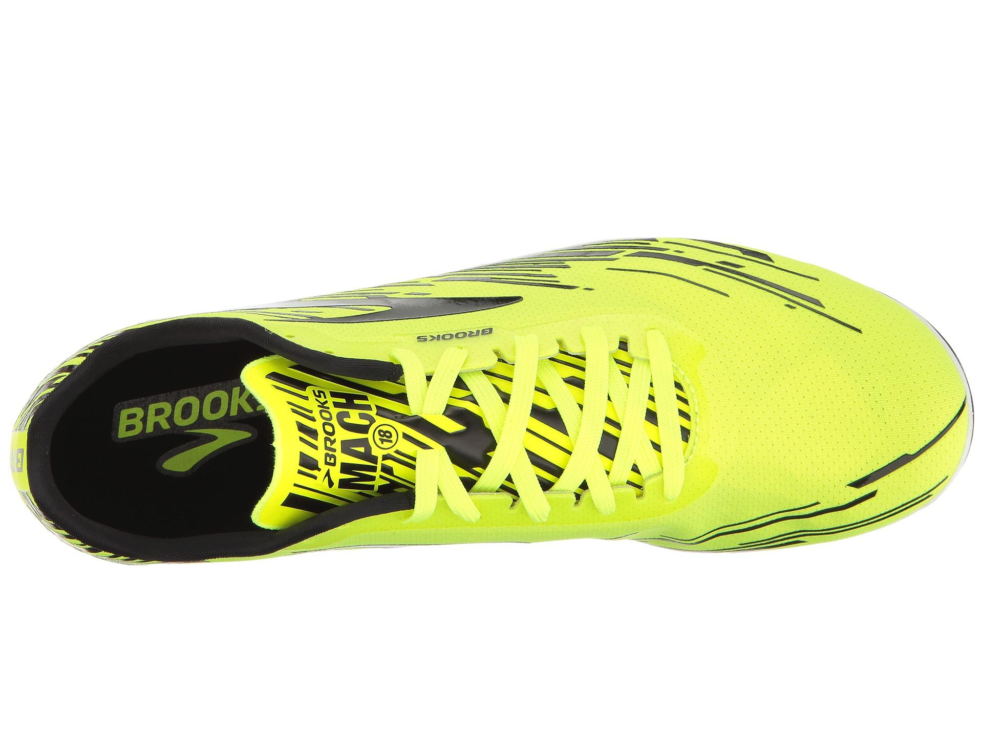 fbacf1cded3 Lyst - Brooks Mach 18 Spikeless for Men
