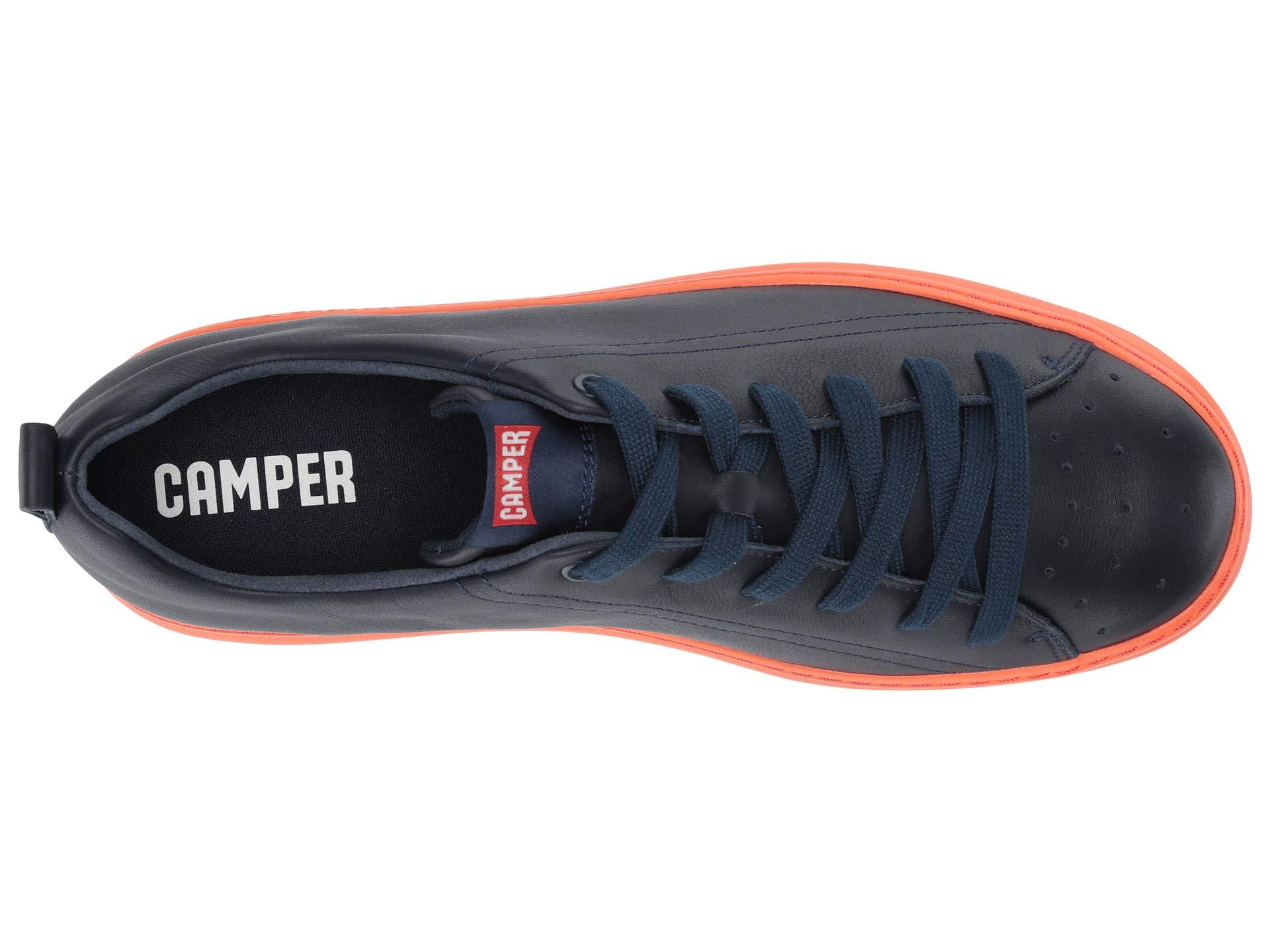 afa18a250d8168 Camper - Blue Runner Four - K100226 (navy) Men s Lace Up Casual Shoes for.  View fullscreen