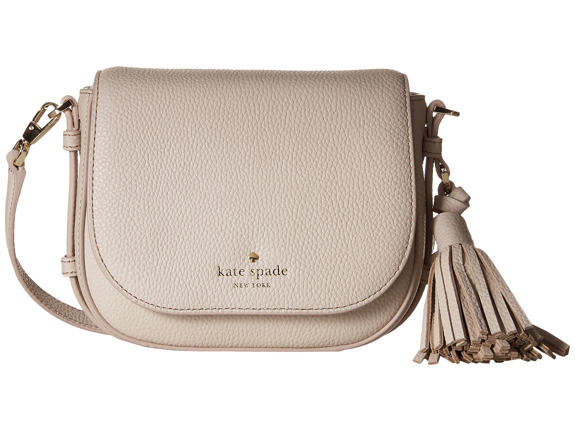 7b2740a4b Kate Spade Orchard Street Small Penelope in Brown - Lyst