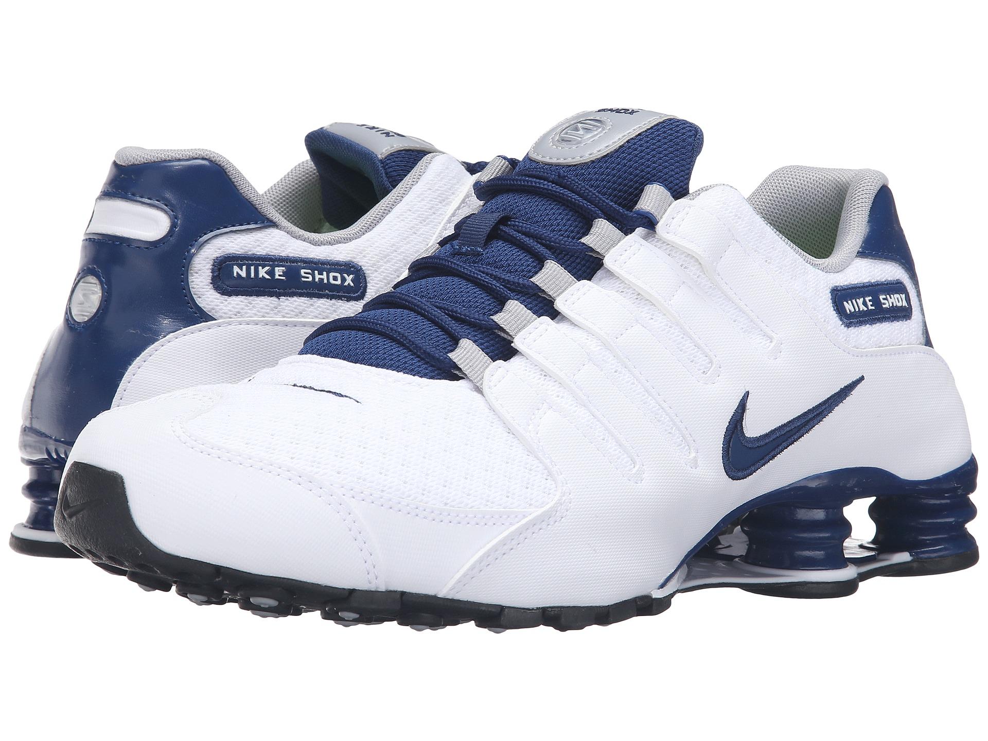 promo code 3df9b 5f8a9 Nike Shox Nz Se in Blue for Men - Lyst