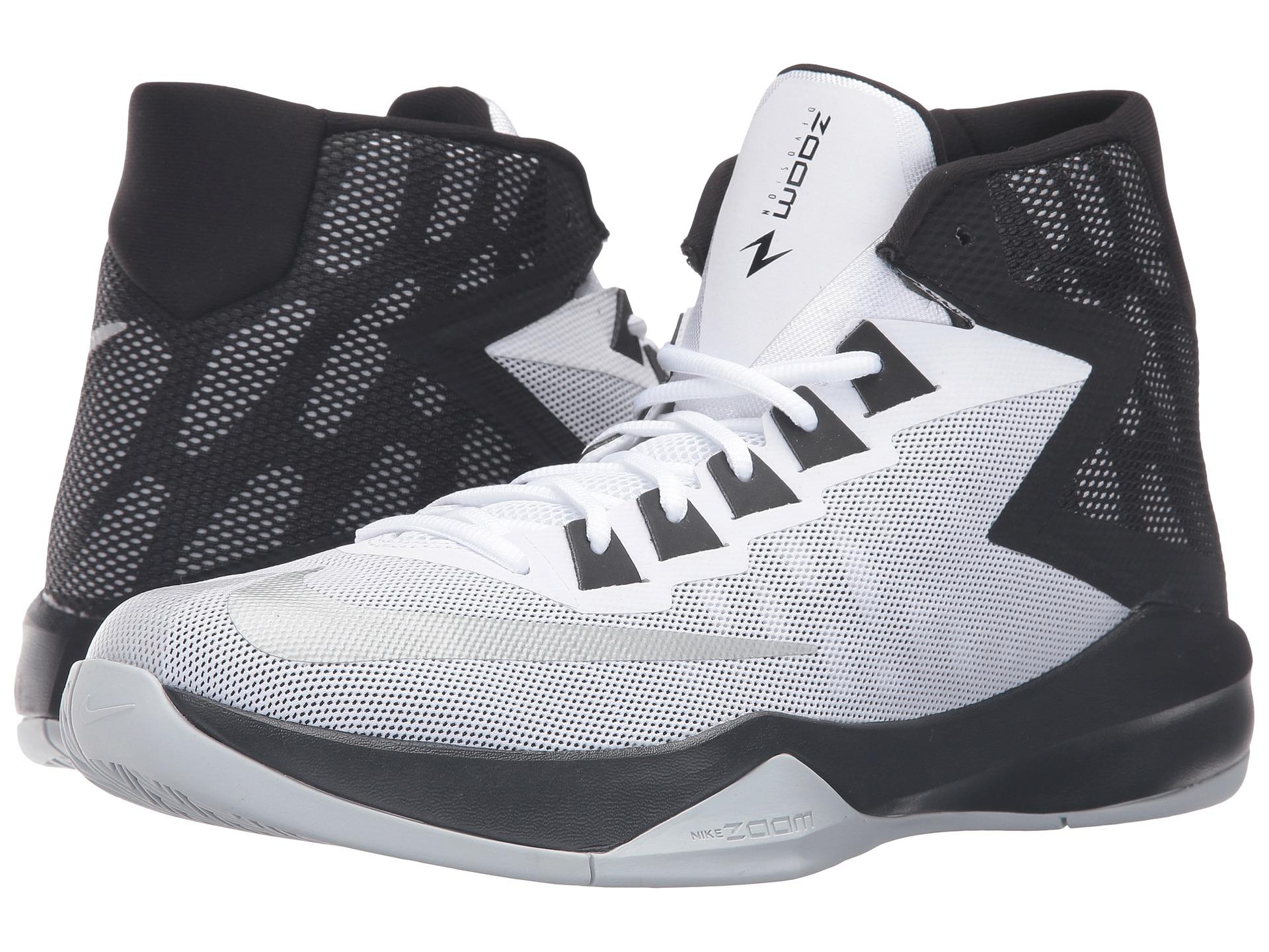 Nike Boys Devosion Basketball Shoes