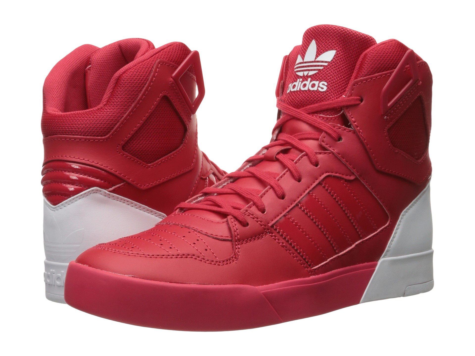 new product 68b8a ad989 Lyst - adidas Originals Zestra in Red