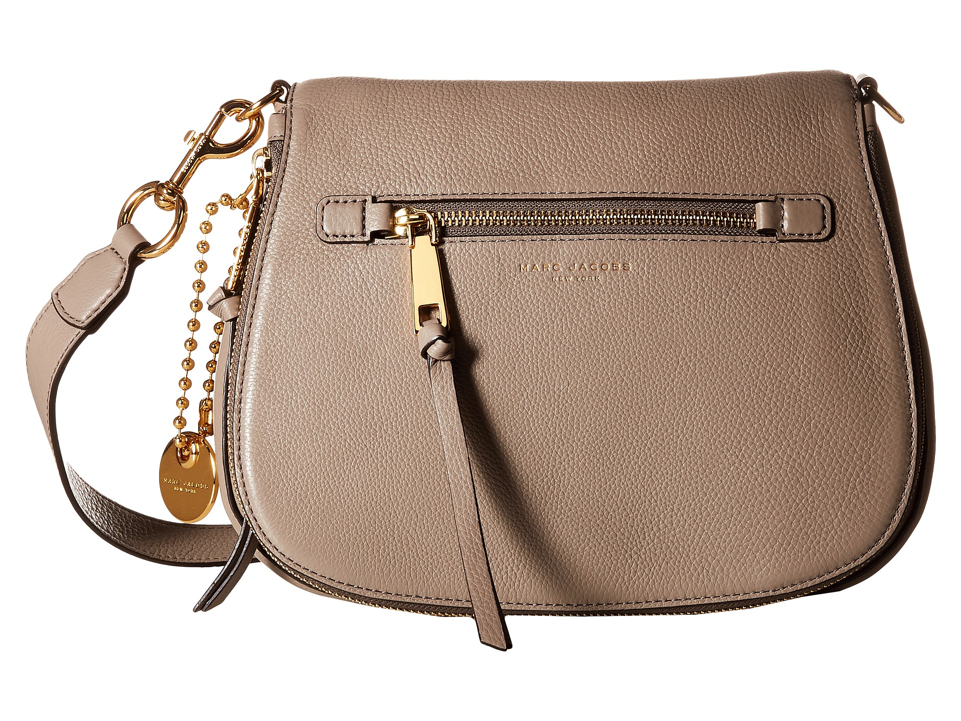 8835b952584b Gallery. Previously sold at  Zappos · Women s Saddle Bags Women s Marc  Jacobs ...