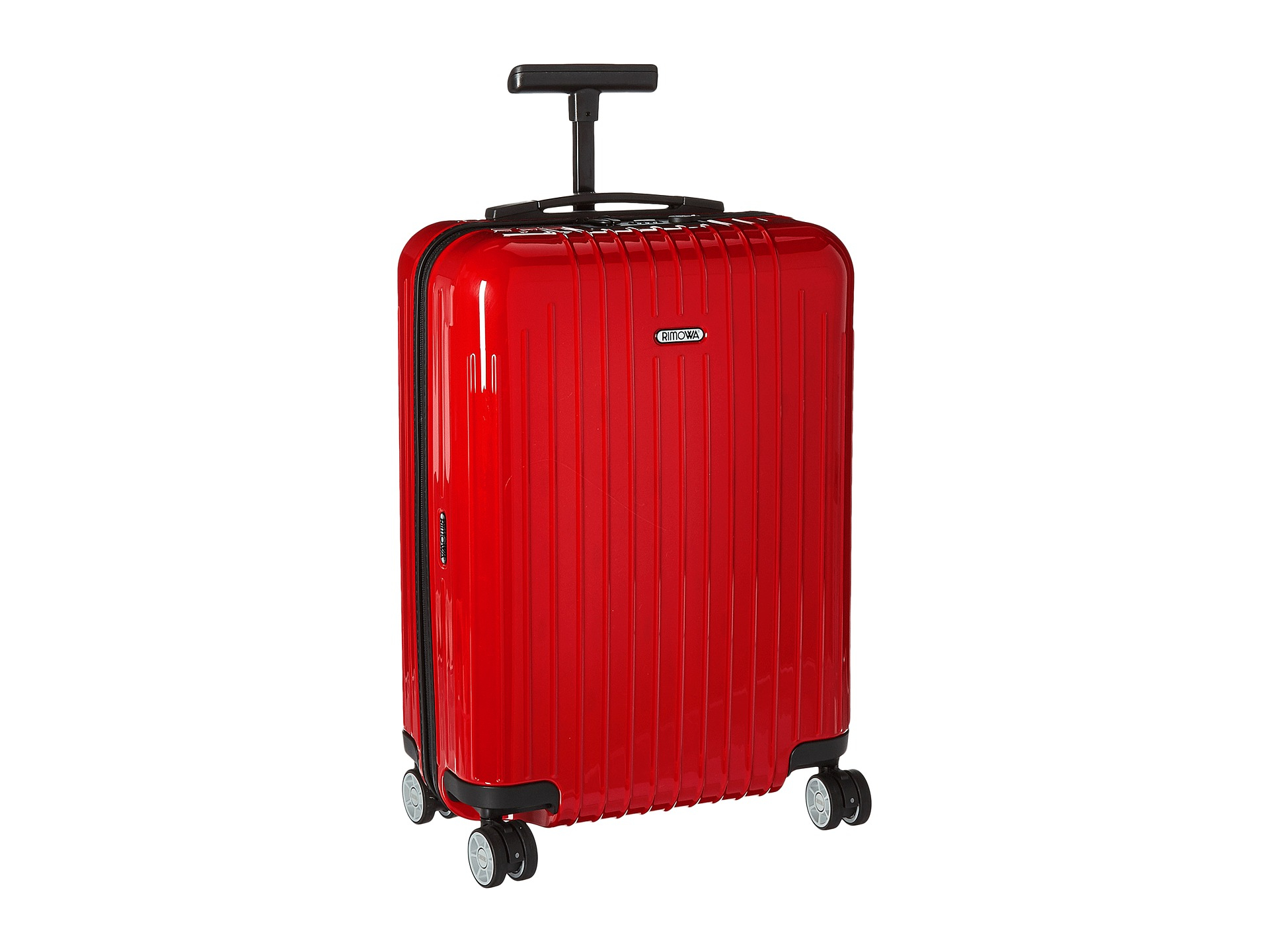 rimowa salsa air ultralight cabin multiwheel in red for men lyst. Black Bedroom Furniture Sets. Home Design Ideas