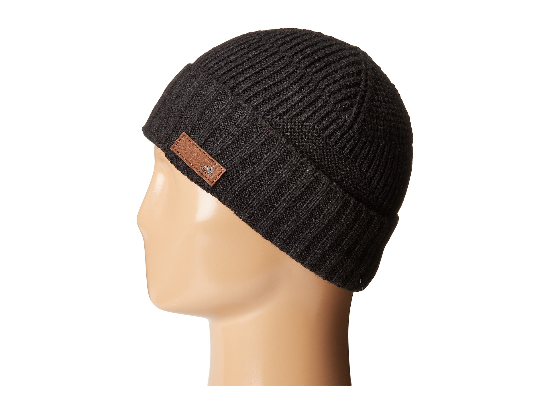 a4c8ccf938f4e adidas Originals Pine Knot Beanie in Black for Men - Lyst