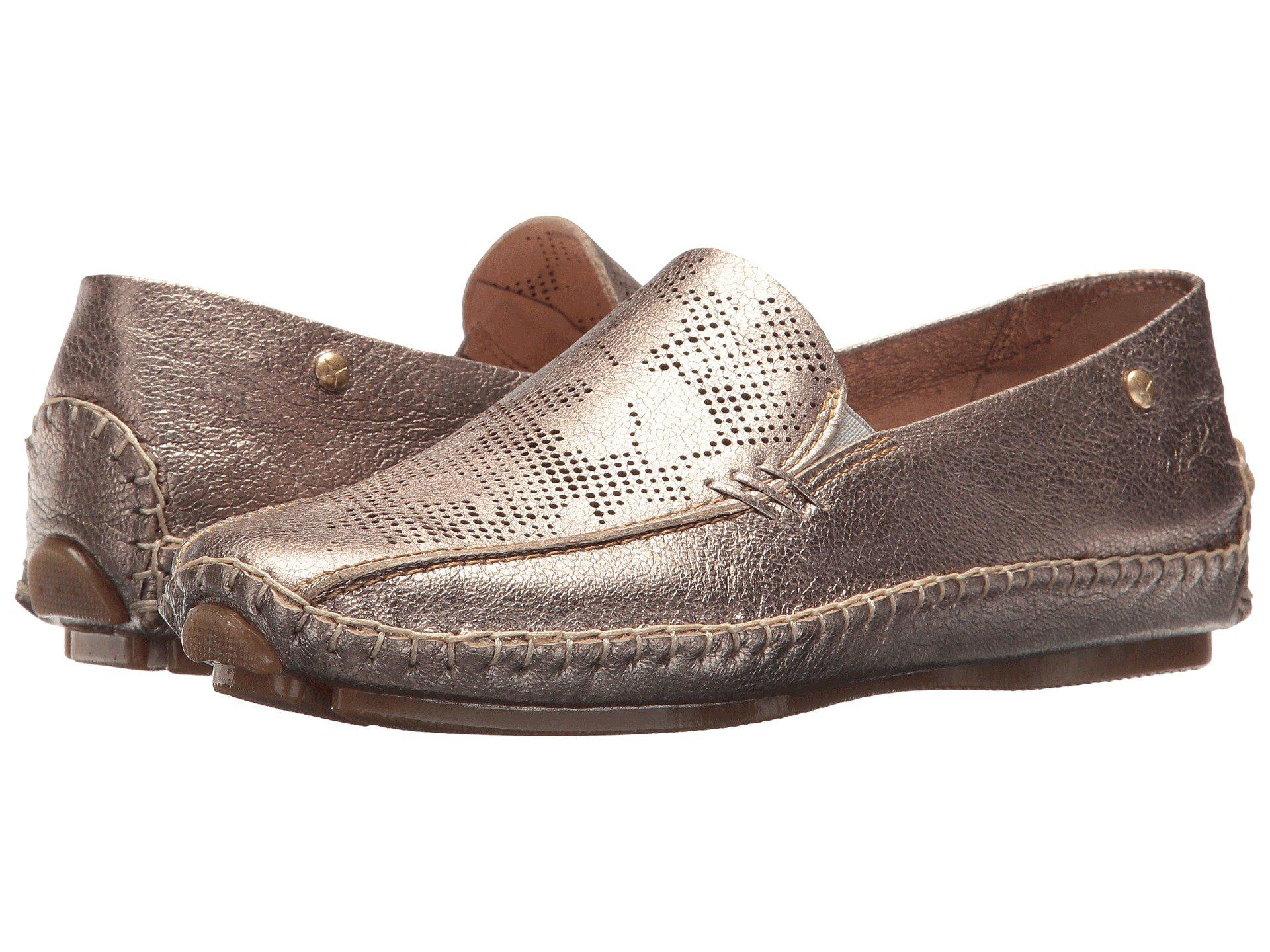 ddc27947e0a Lyst - Pikolinos Jerez 578-3685cl (stone) Women s Slip On Shoes