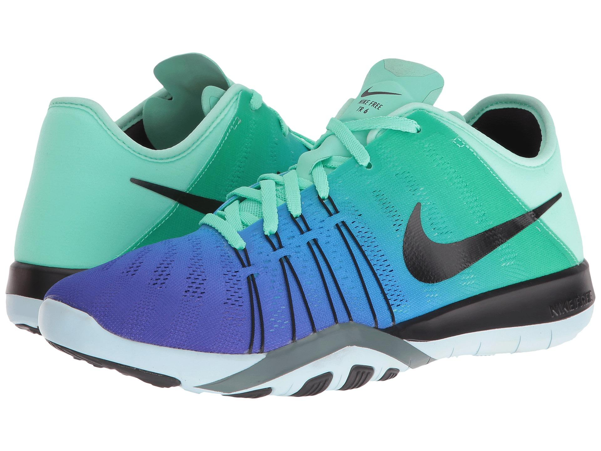 outlet store bafce 0bb5c Lyst - Nike Free Tr 6 Spectrum