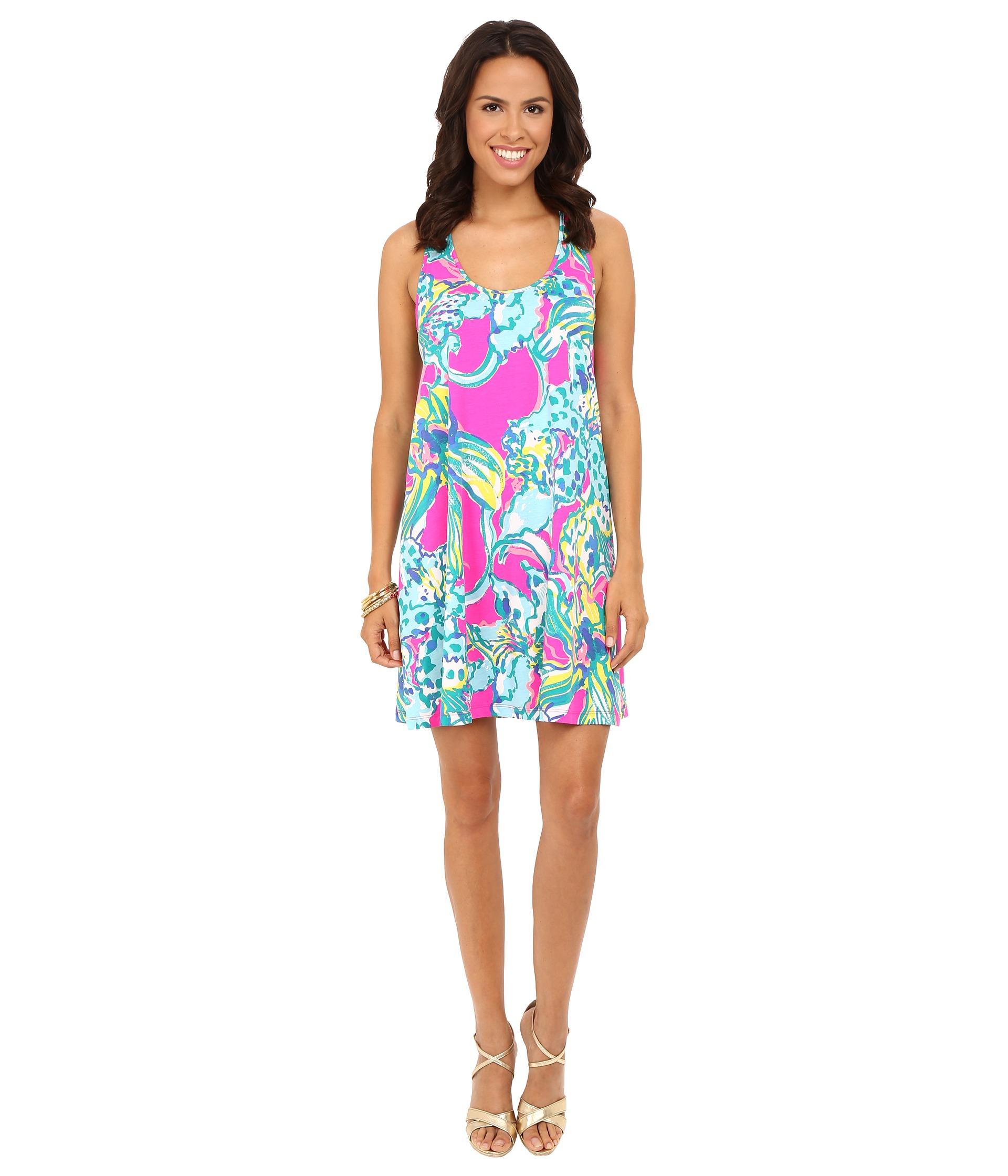 9dda36b399eb36 Lilly Pulitzer Melle Dress - Lyst