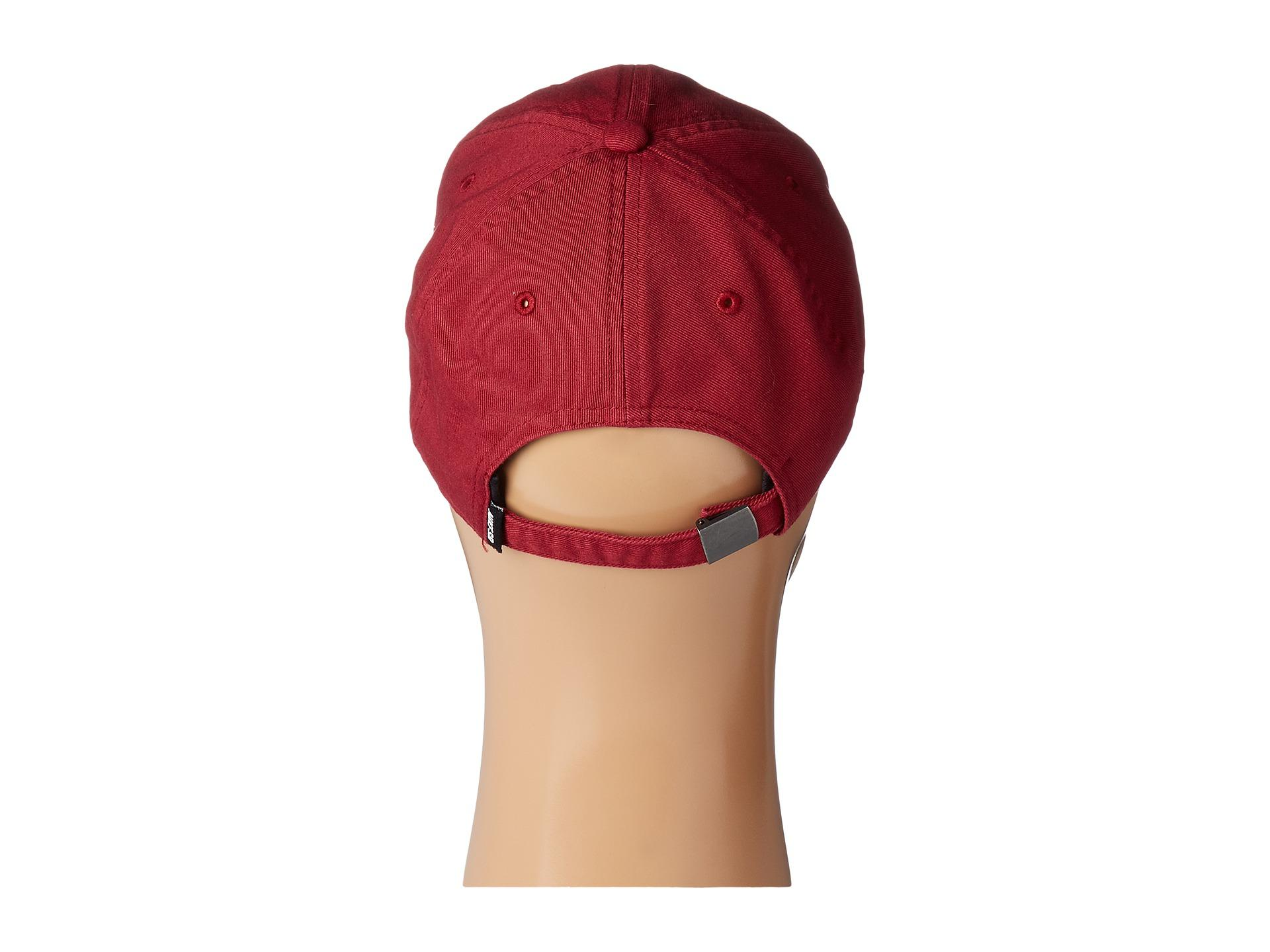release date: b7aa0 e0cfb Nike - Red Twill H86 Cap for Men - Lyst