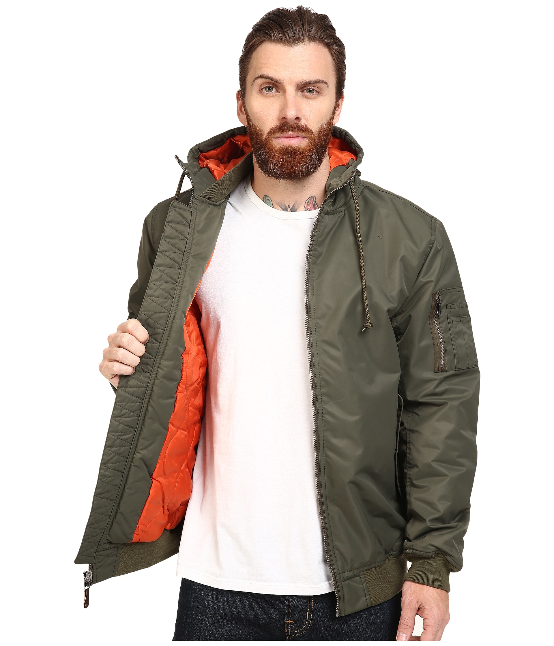 7bc22735003 Lyst - Vans Kilroy Mountain Edition Jacket for Men