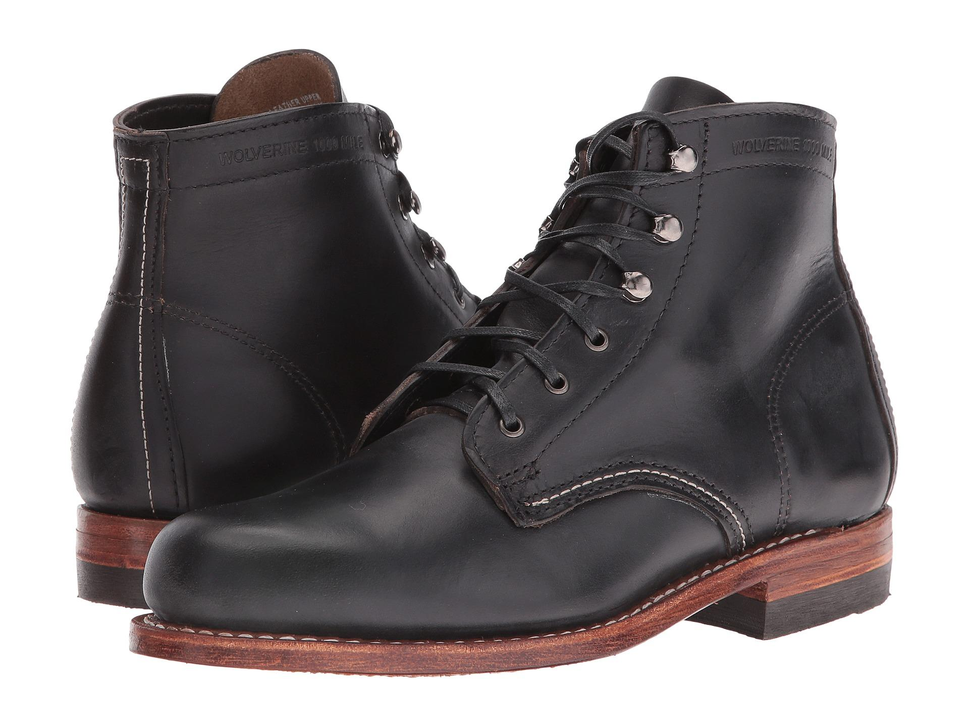 Wolverine boots are available in a wide range of stylish designs, including classic lace-up and chelsea leather boots, pull on boots, desert and hiking boots, rubber and winter boots, and sturdy Cowboy boots.