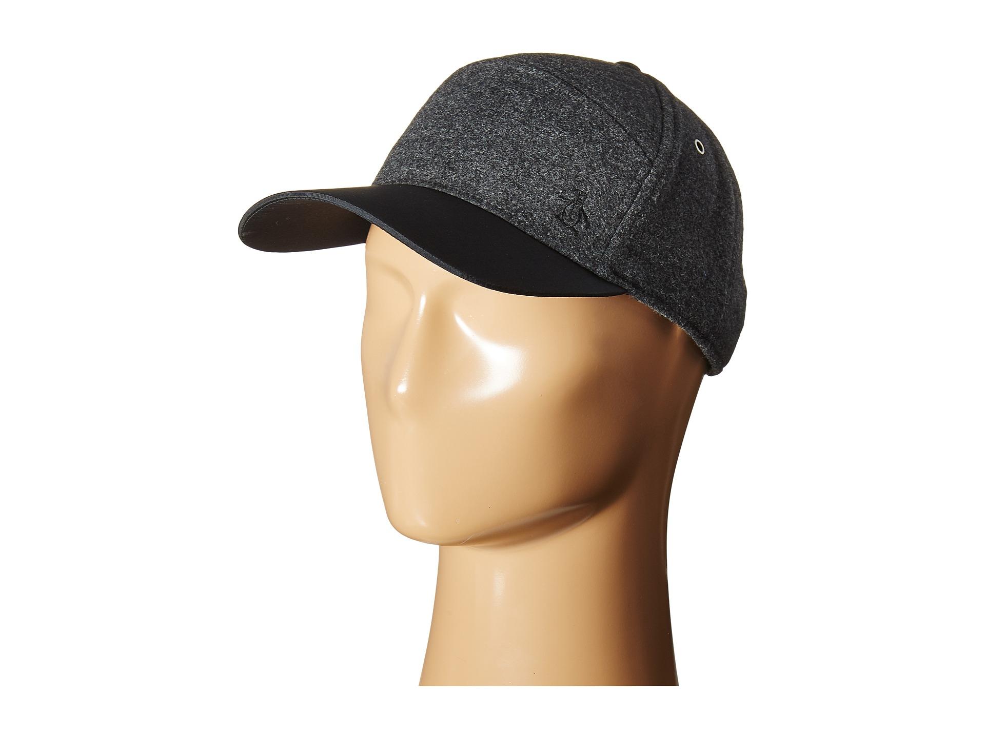 8d48b131 Original Penguin Melton Wool Baseball Cap for Men - Lyst