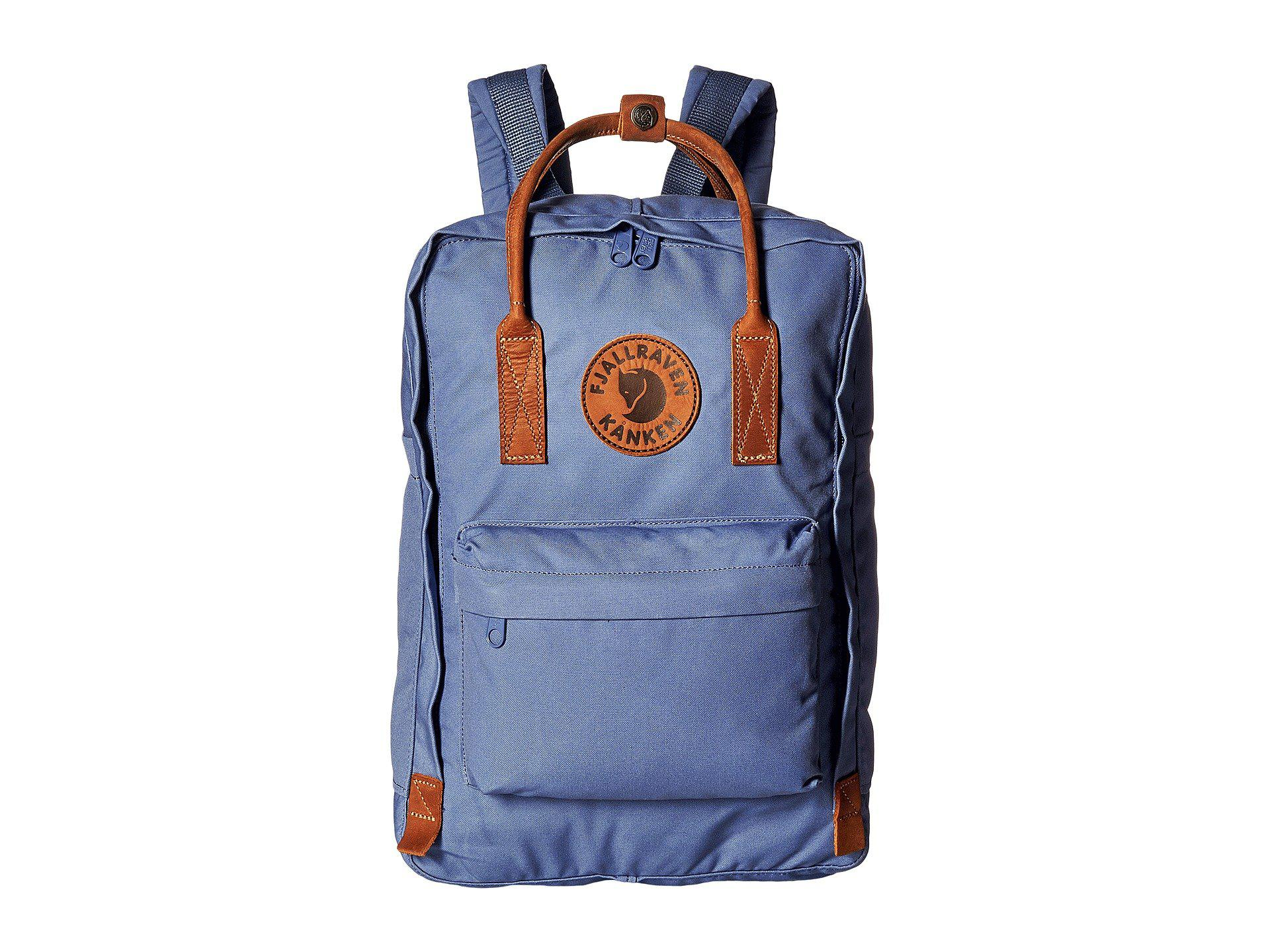 96673a1ddf0 Lyst - Fjallraven Kanken No. 2 Laptop 15 (black) Bags in Blue for Men