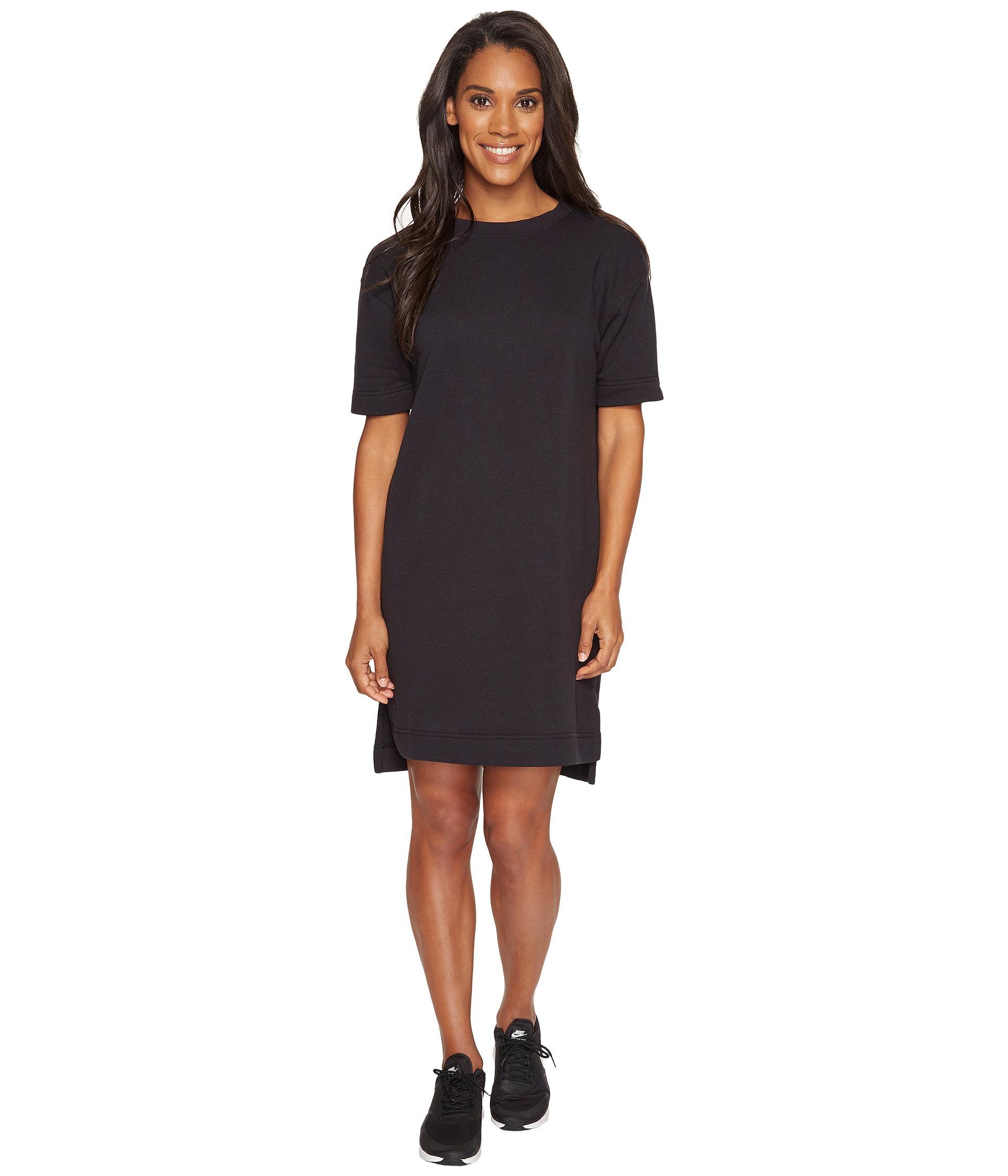 Black modern dress - Nike Black Sportswear Modern Dress Lyst View Fullscreen