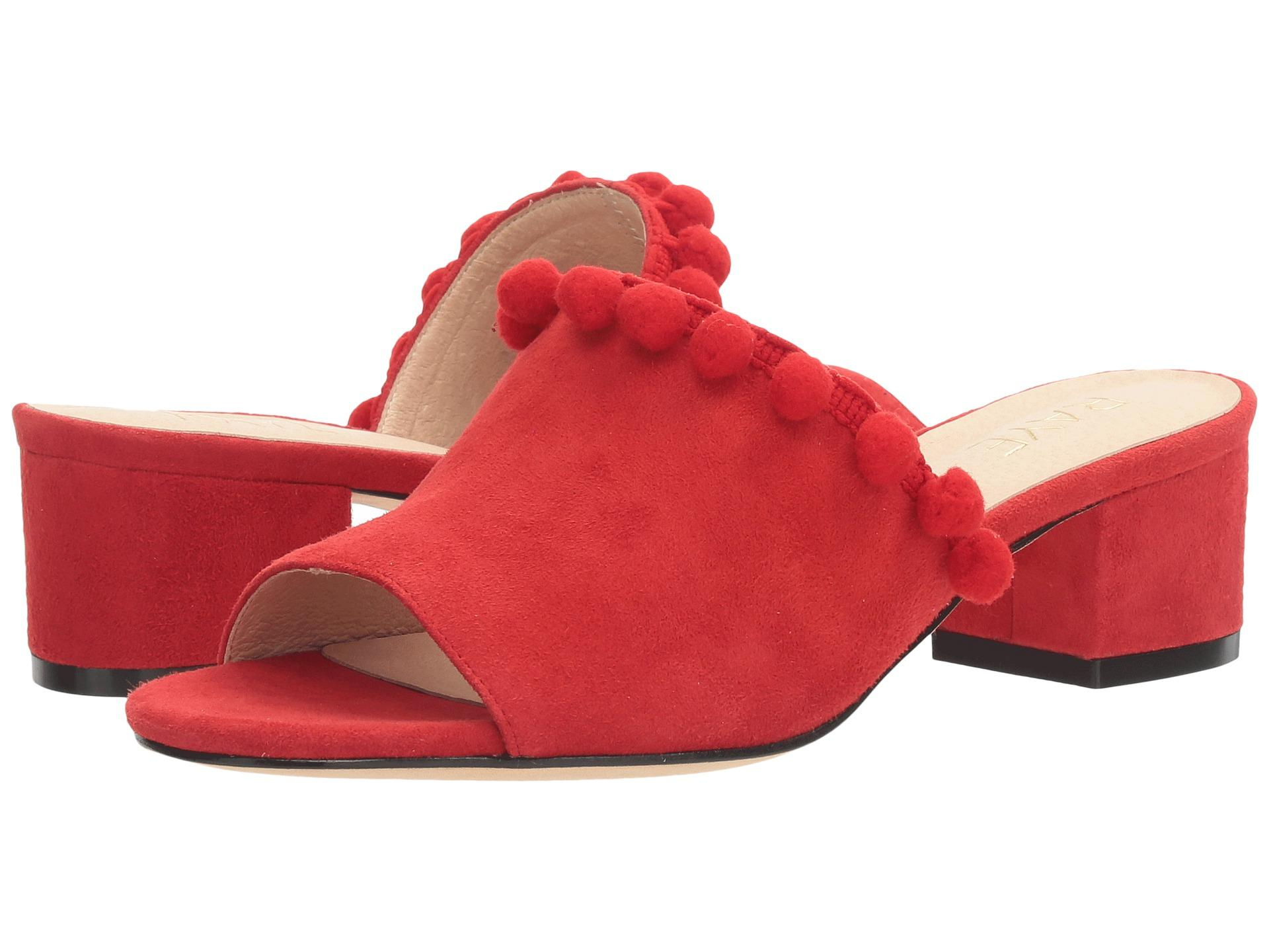 Sandals Raye Camille Ruby