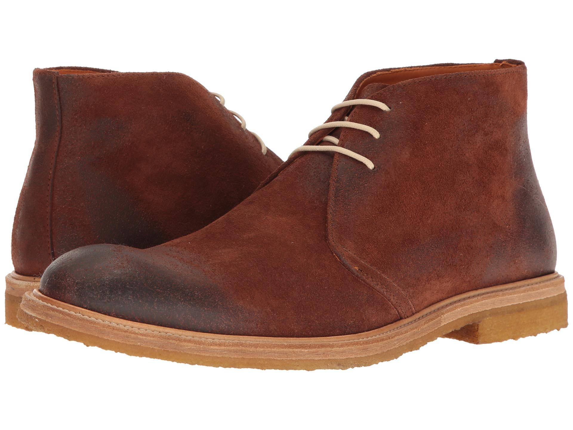 Leather Brogan Shoes