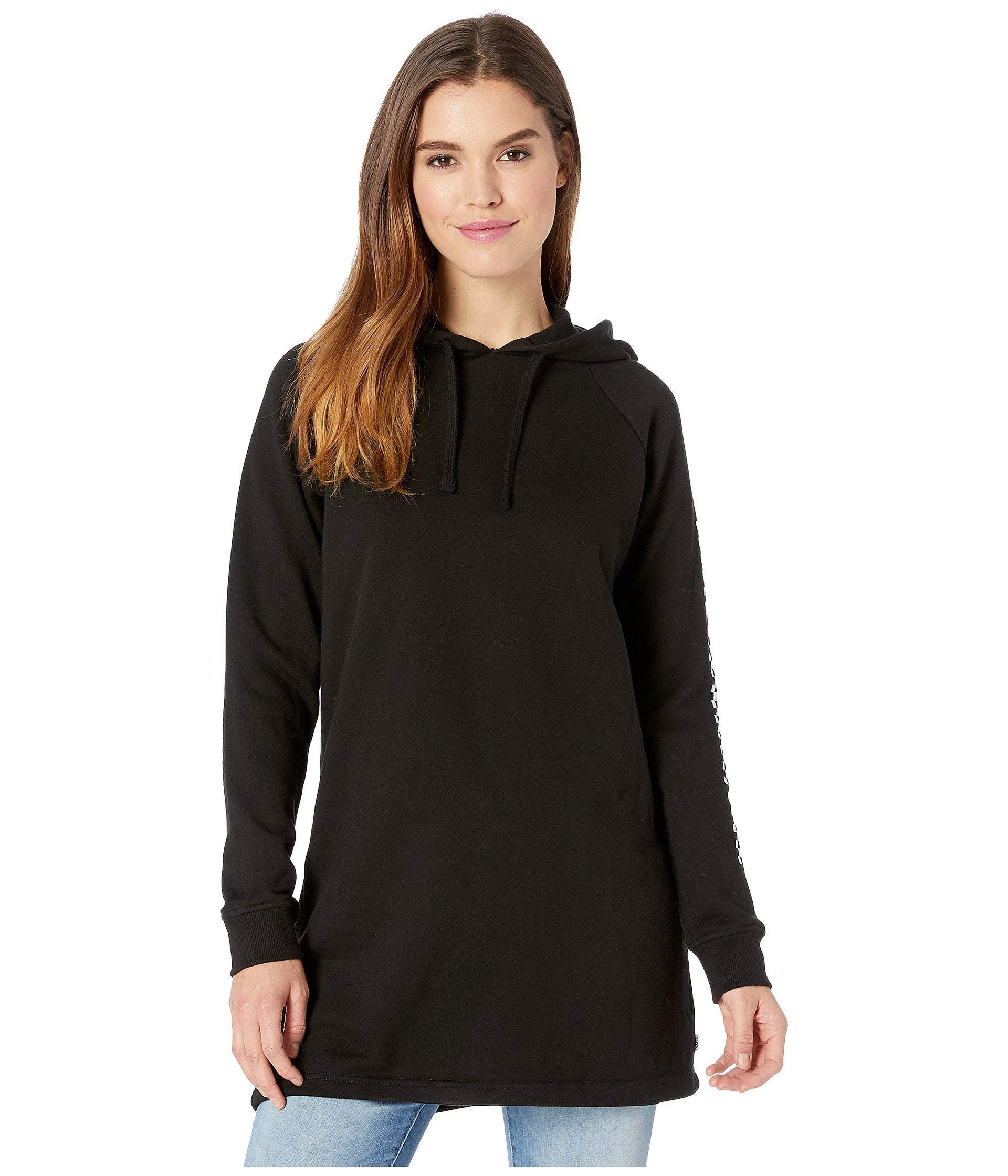 6507d047b9 Lyst - Vans Funday Hoodie Dress (black) Women s Dress in Black