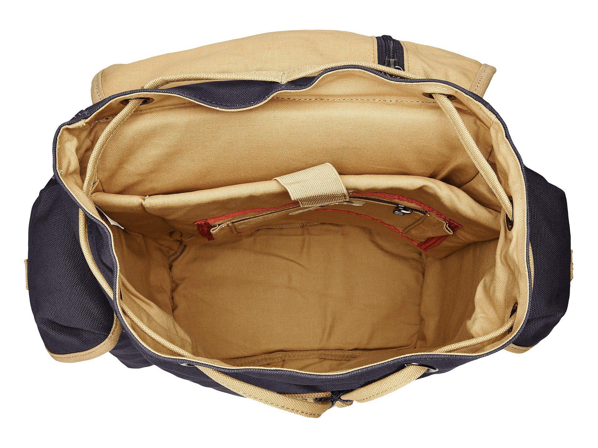 Mountain Khakis Rucksack Bag (Navy) Bags HasrTREOMW