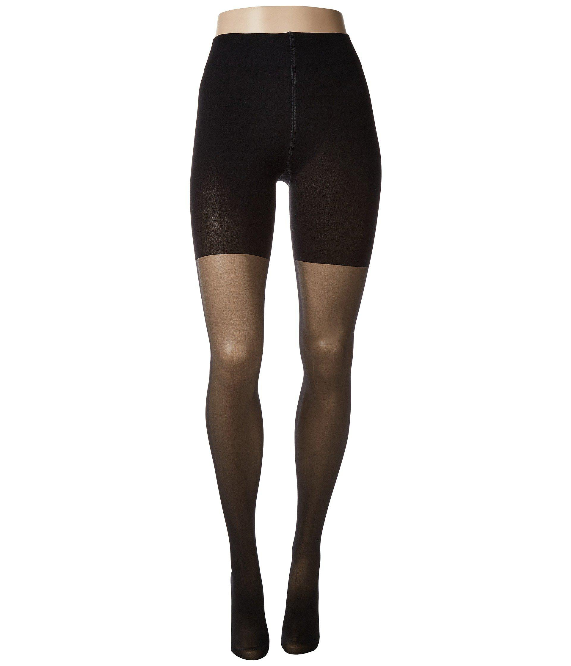 32cd19609ef Lyst - Falke Plus Size Beauty Plus 20 Tights (black) Hose in Black
