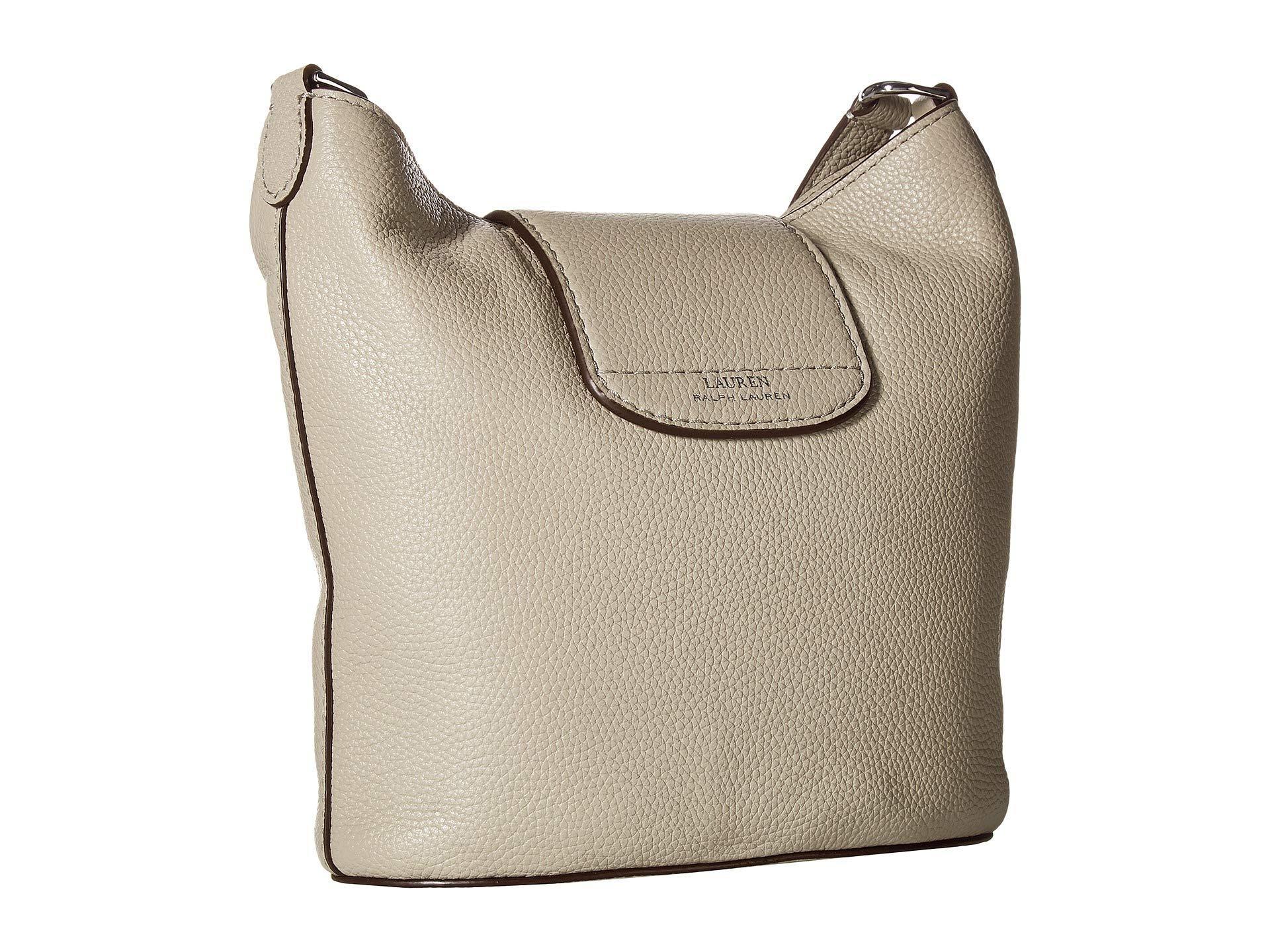 d07feb6a4e Lauren by Ralph Lauren - Natural Cornwall Bucket Bag (black) Handbags -  Lyst. View fullscreen