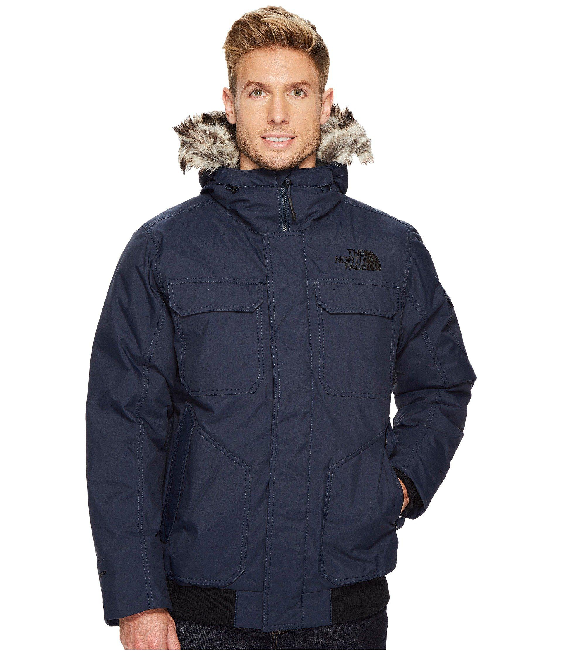 546acef123 Lyst - The North Face Gotham Jacket Iii (tnf Red tnf Black) Men s ...